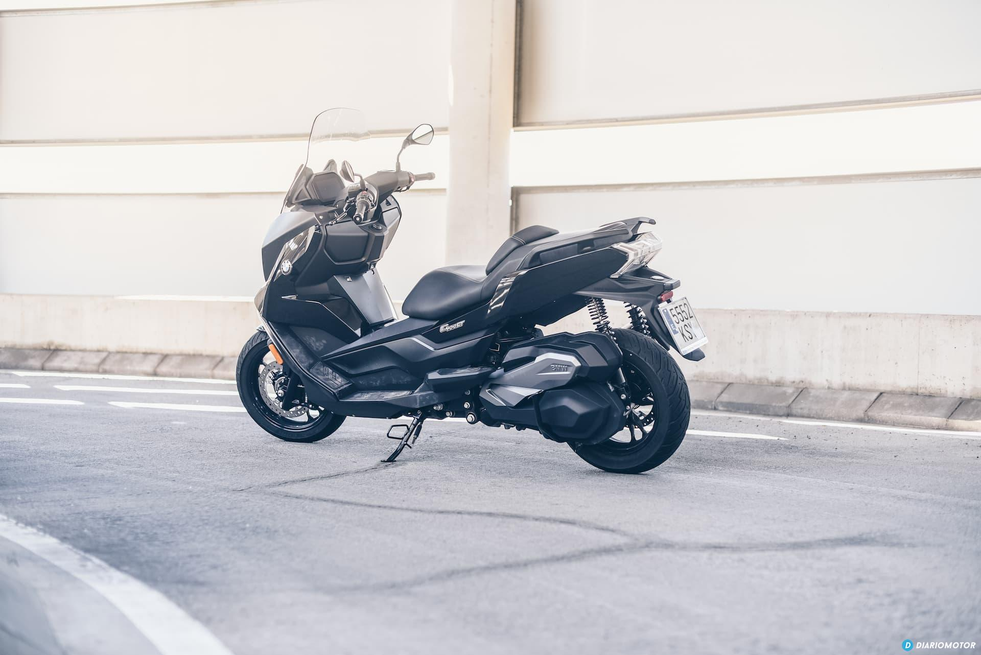 Bmw C 400 Gt Prrueba Scooter 4