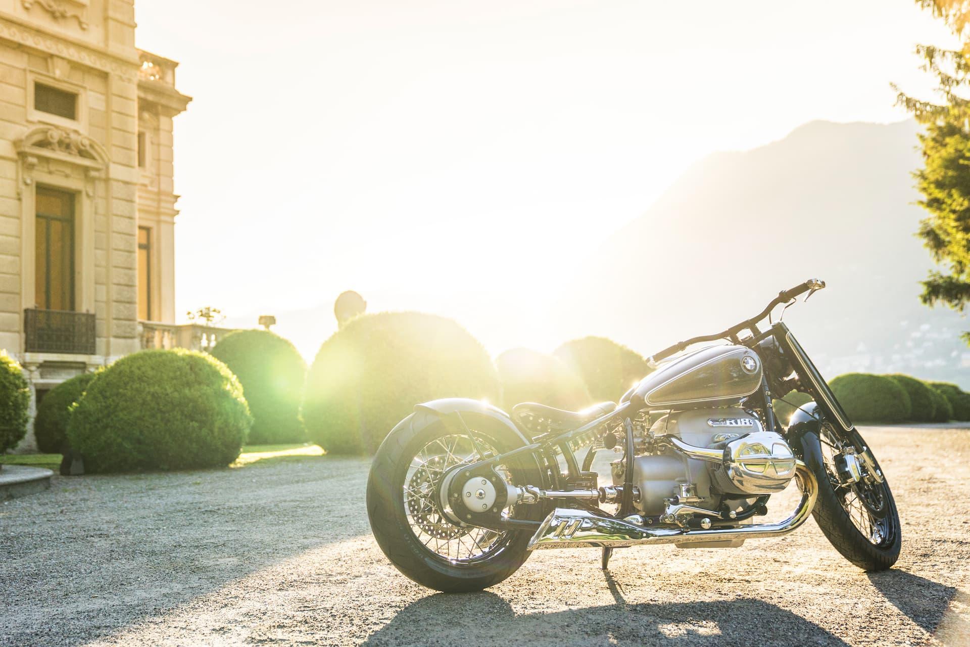 Bmw Moto Custom Dm 4