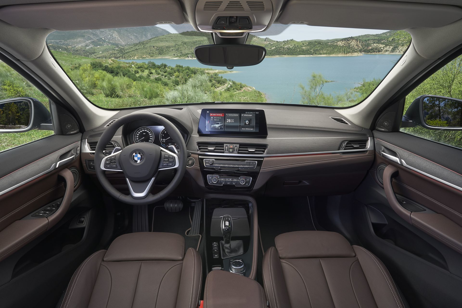 Bmw X1 2019 2 Interior
