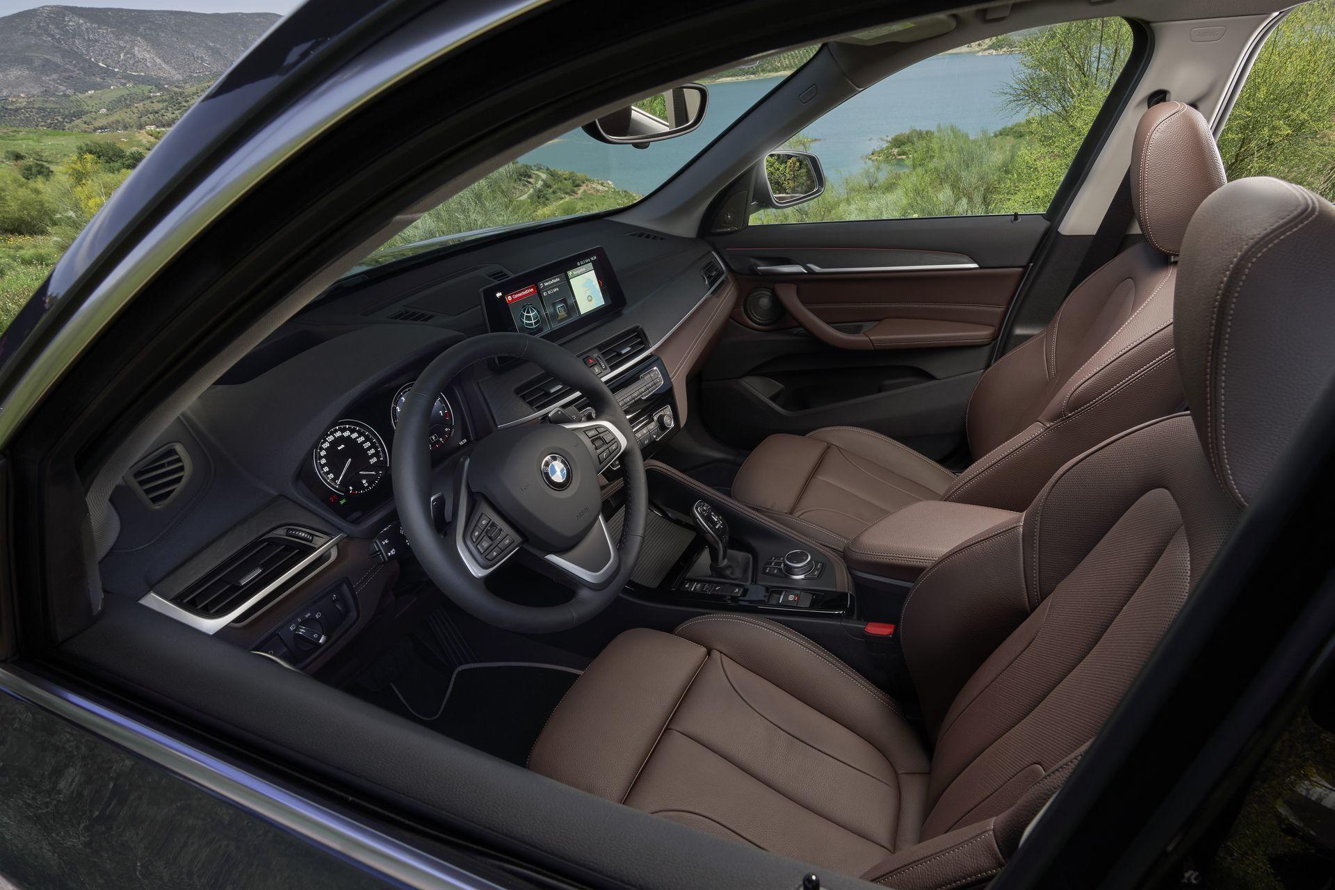 Bmw X1 2019 3 Interior