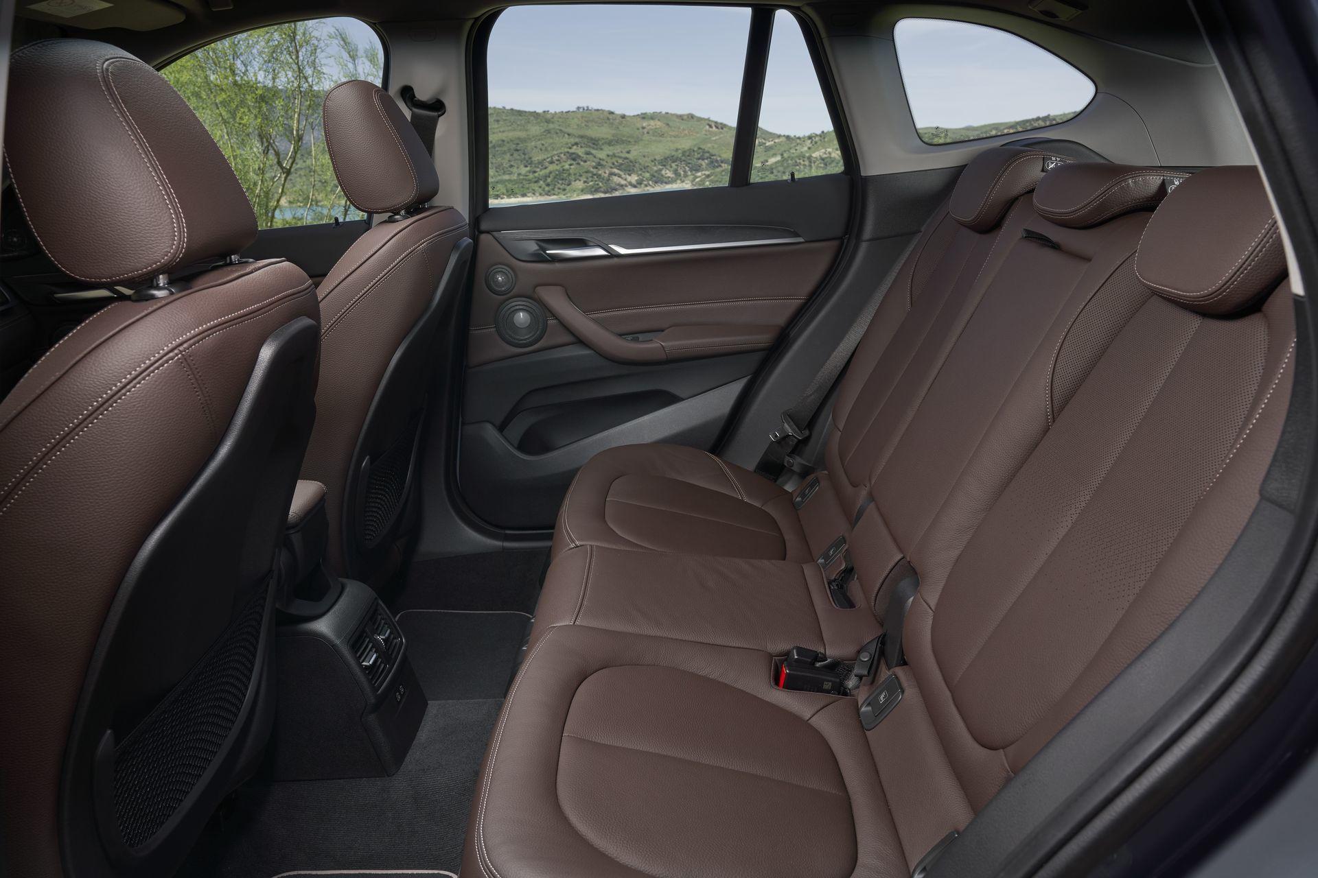 Bmw X1 2019 4 Interior