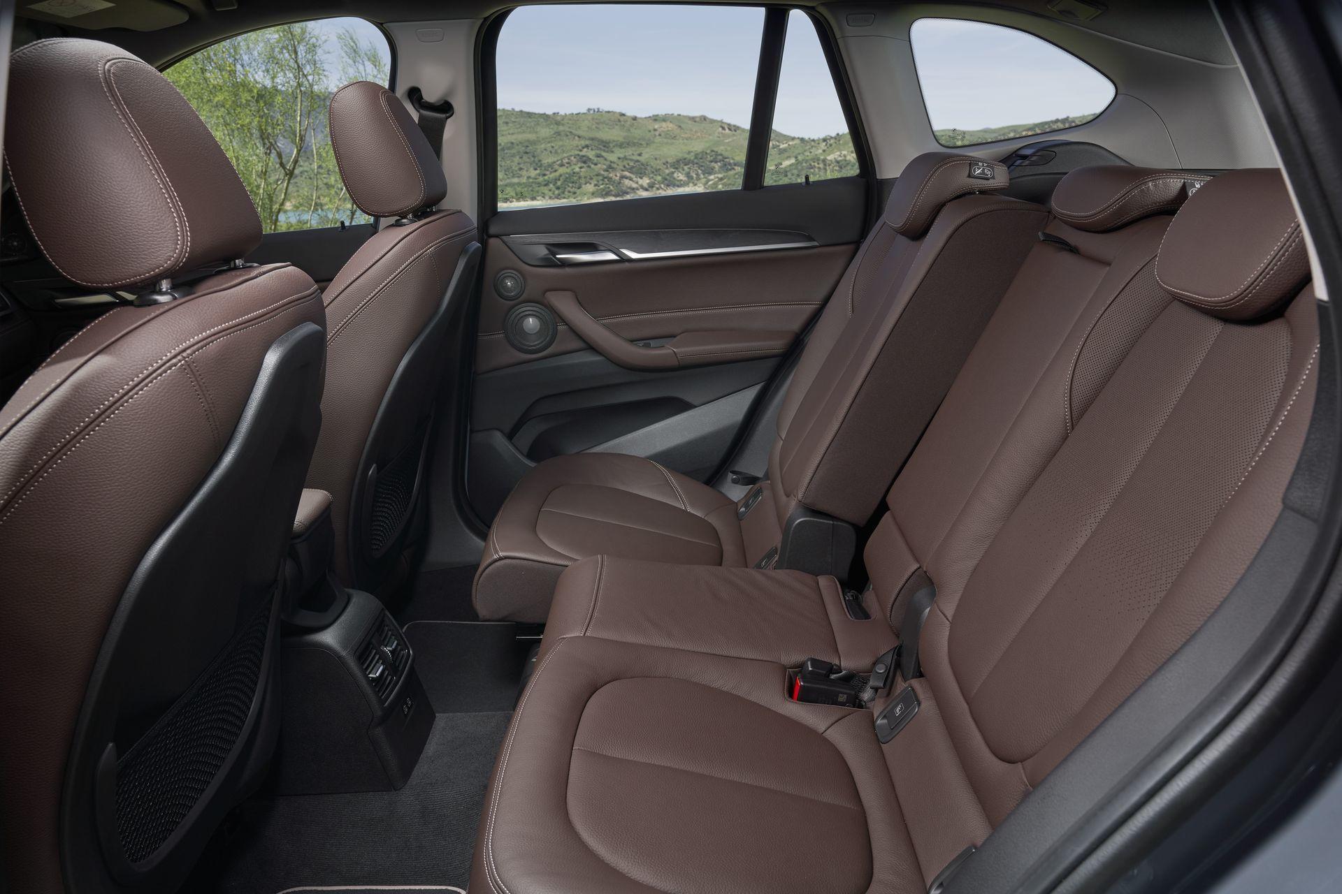 Bmw X1 2019 5 Interior