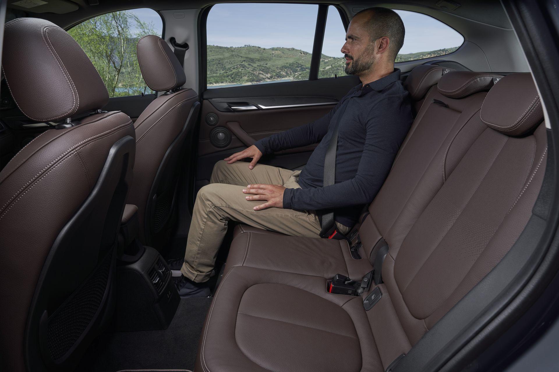 Bmw X1 2019 6 Interior