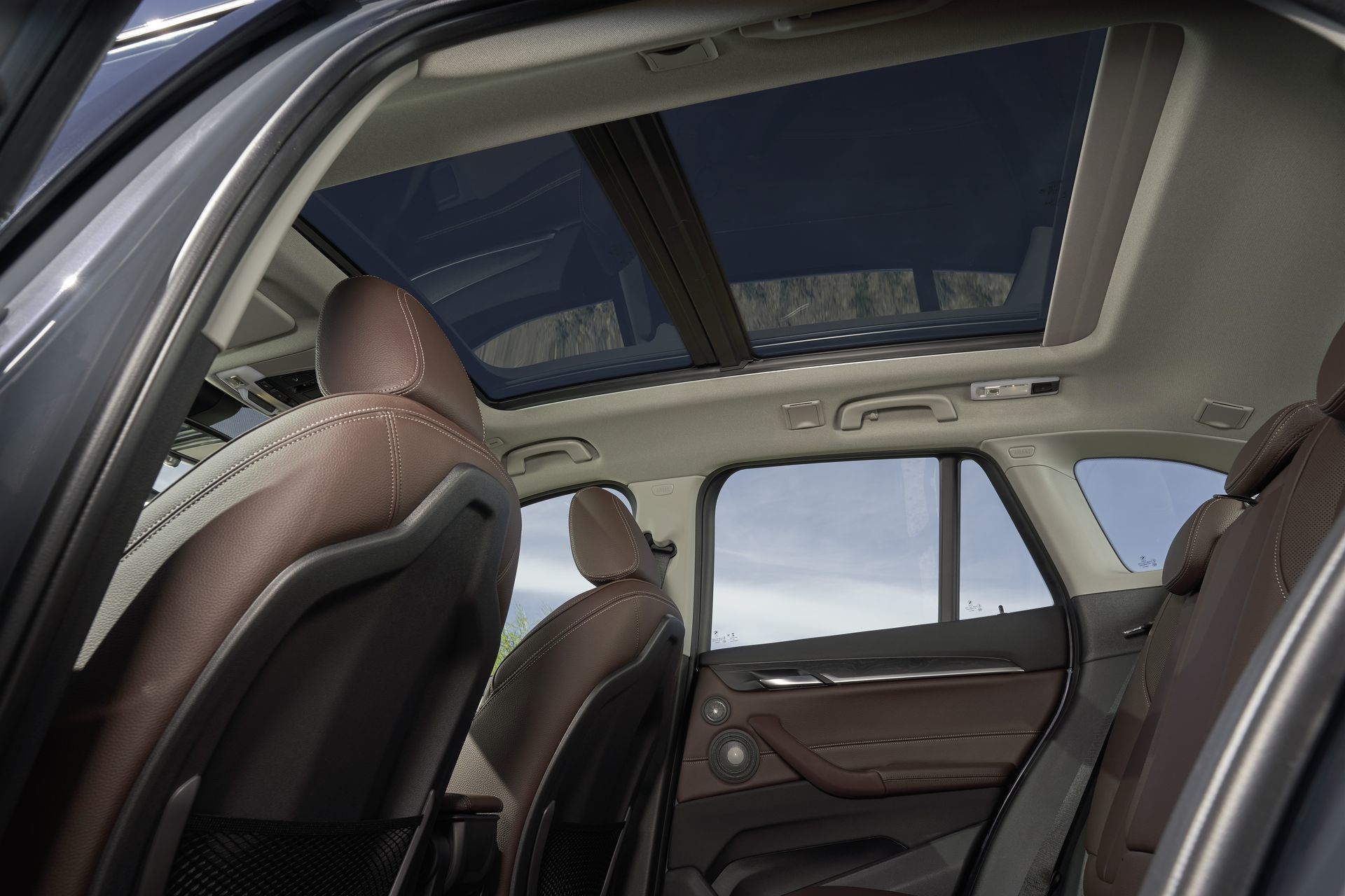Bmw X1 2019 7 Interior