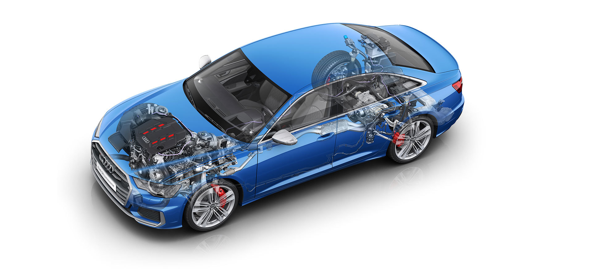 Deportivos Diesel Audi S6 Tdi