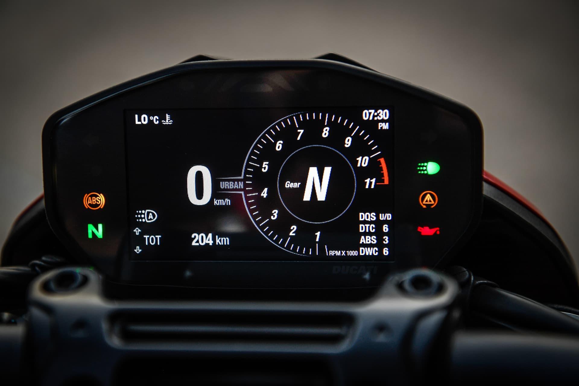 Ducati Hypermotard 950 Sp Static 21 Uc70320 Mid