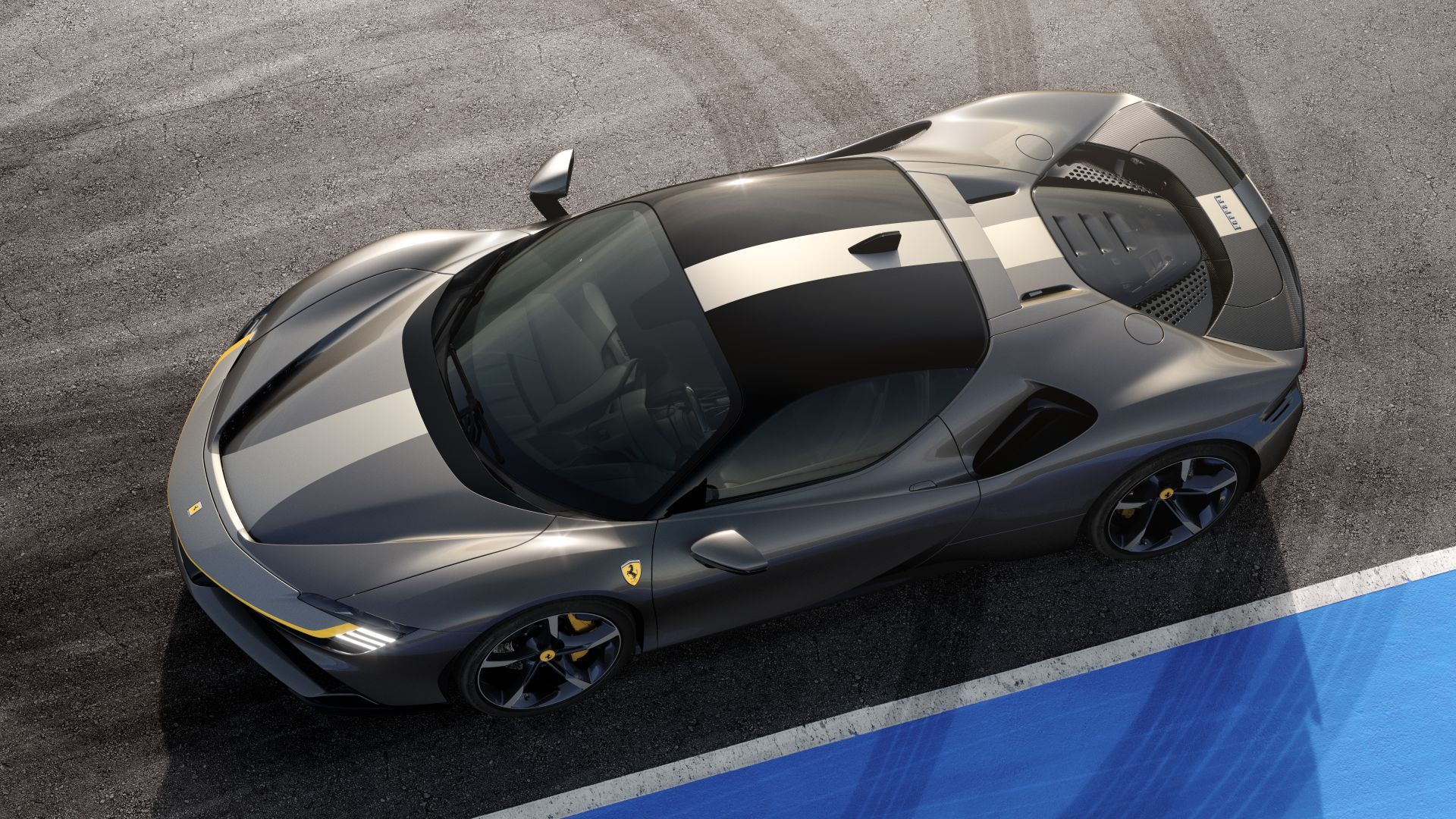 Ferrari Sf90 Stradale 2020 1
