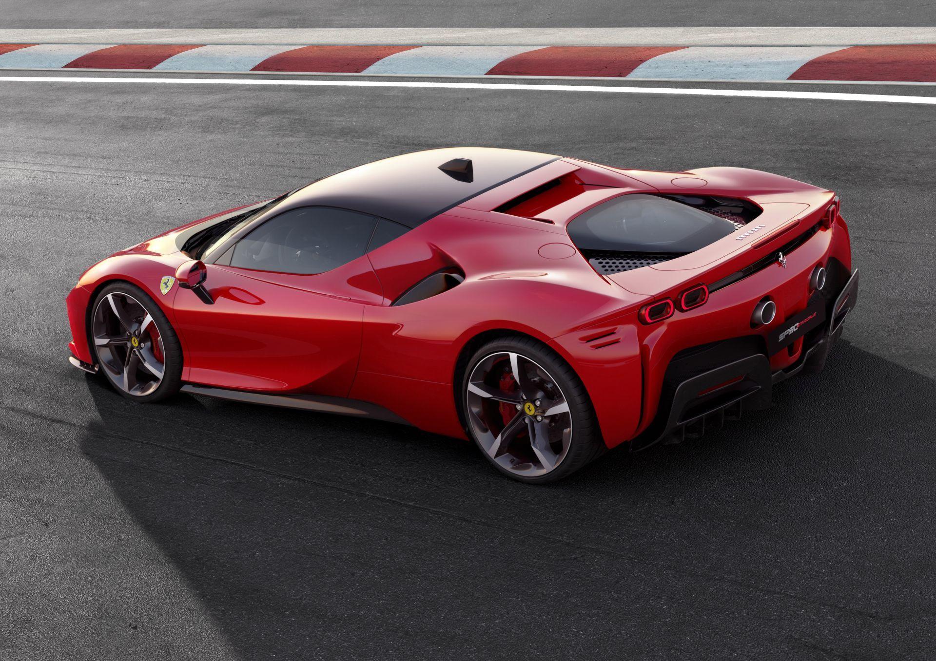 Ferrari Sf90 Stradale 2020 6