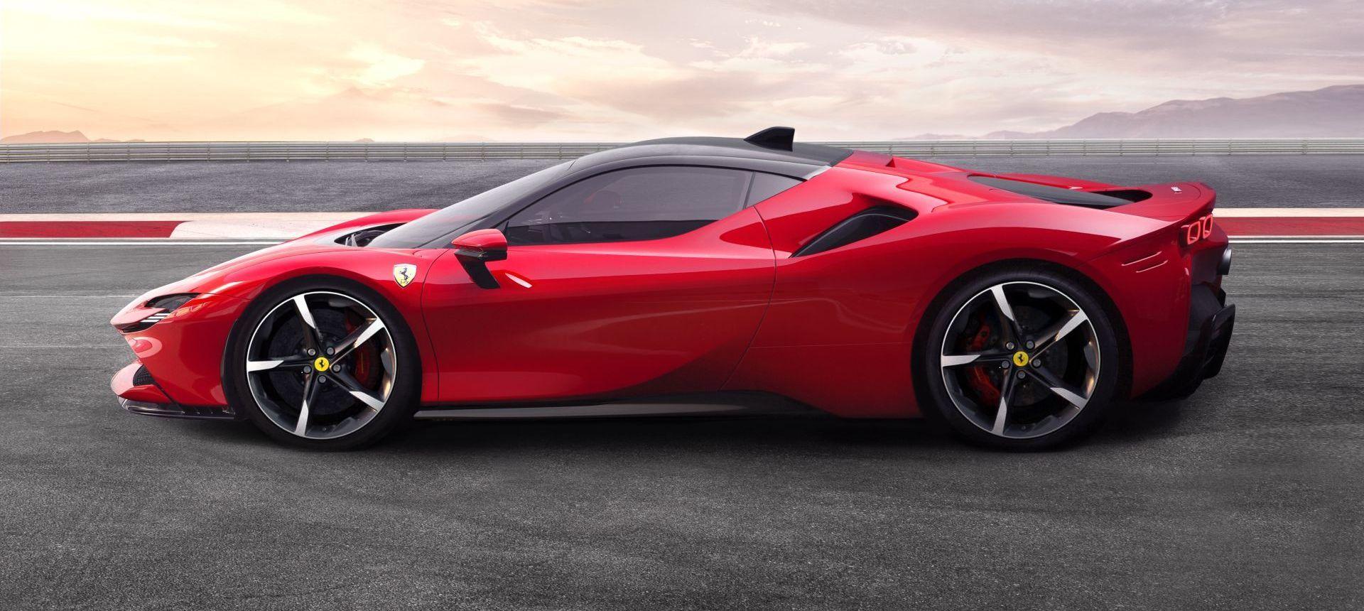 Ferrari Sf90 Stradale 2020 P