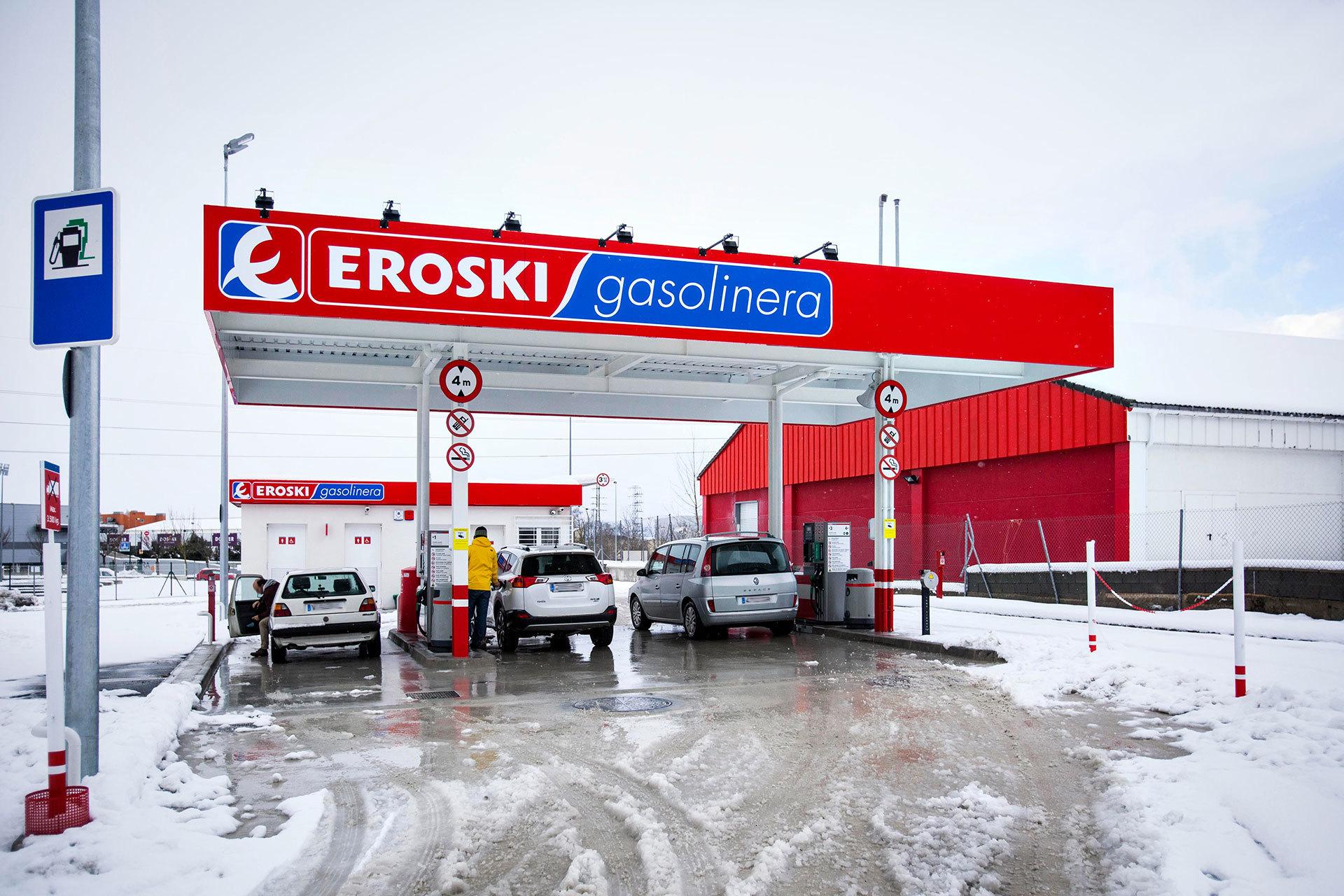 Gasolinera Diesel 1