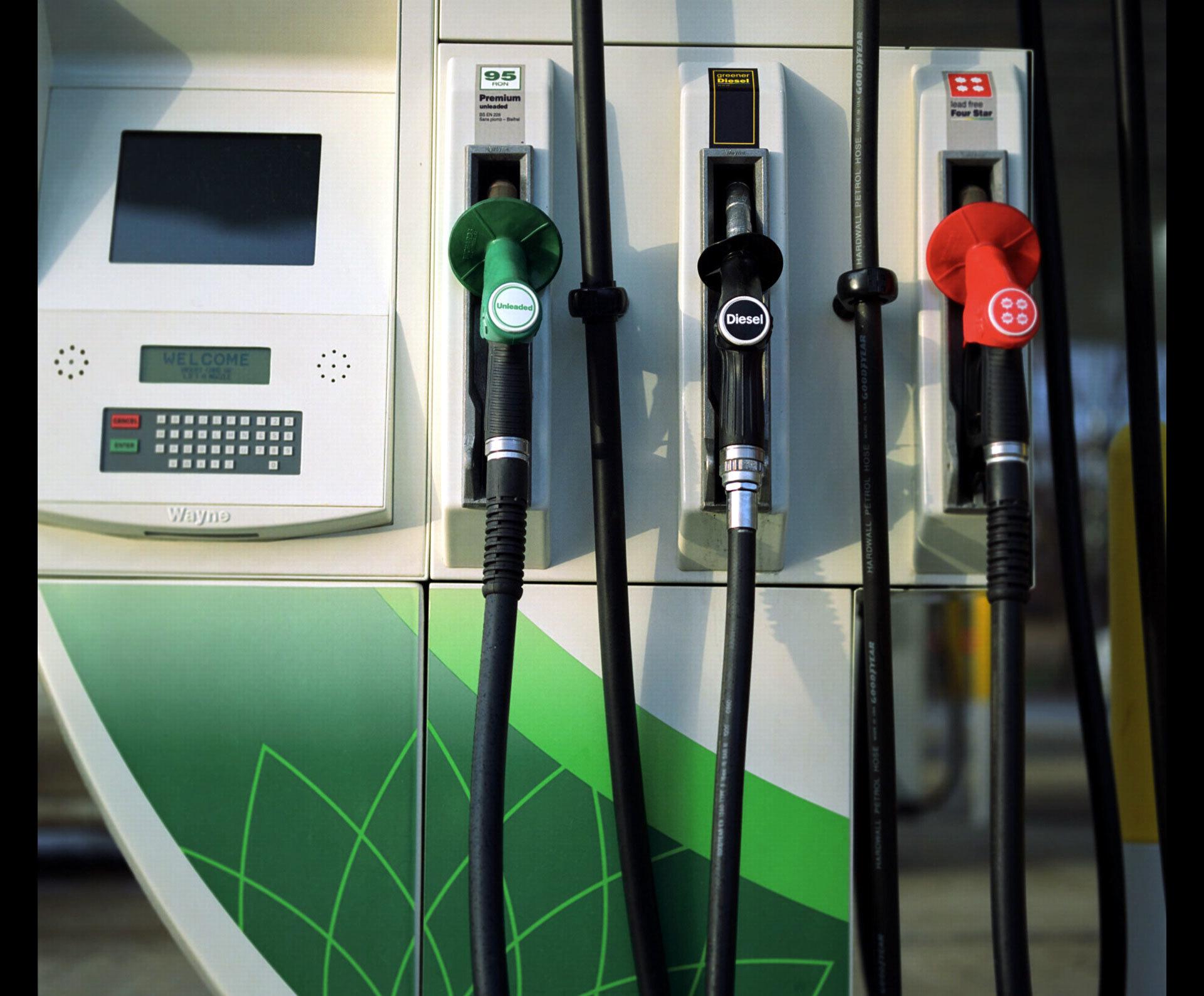 Gasolinera Diesel 2