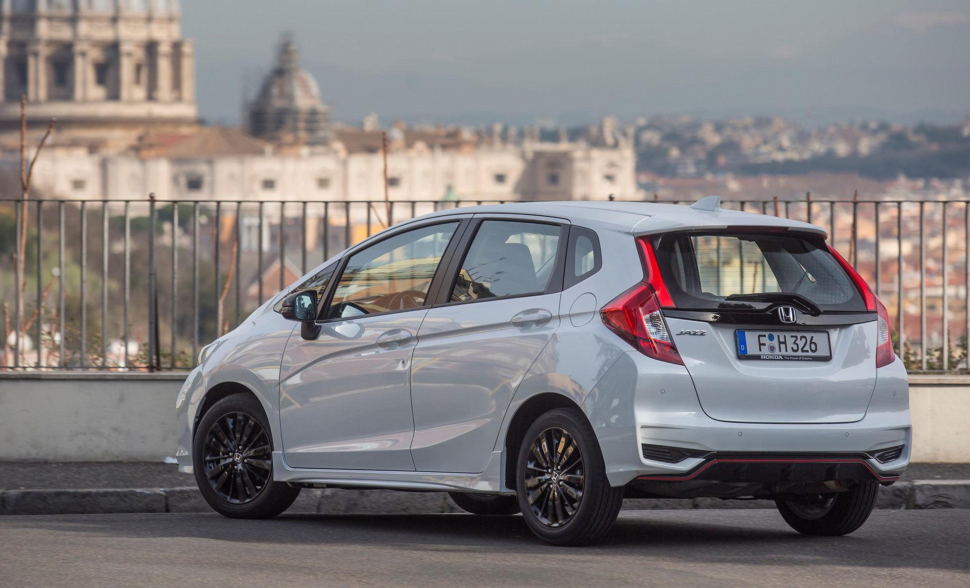 Honda Jazz 2018 Blanco 02