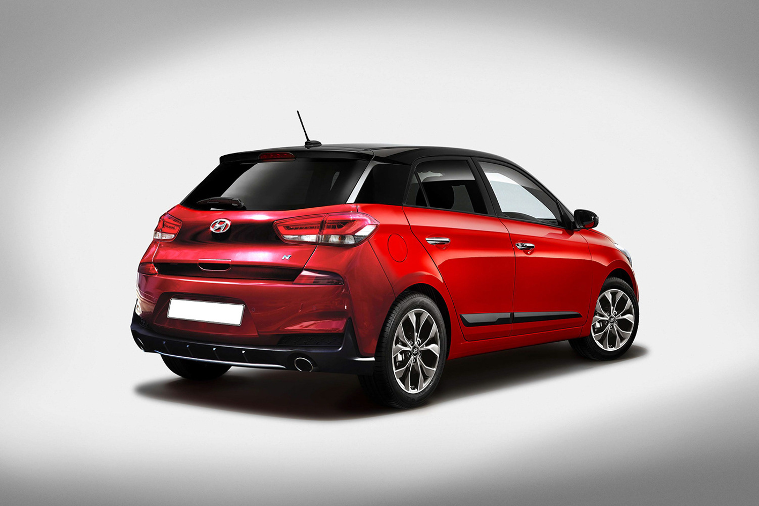 Adelanto del Hyundai i20N la peor pesadilla del VW Polo GTi Hyundai-i20-n-adelanto-2