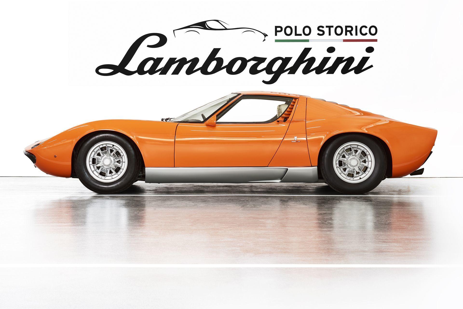 Lamborghini Italian Job 1