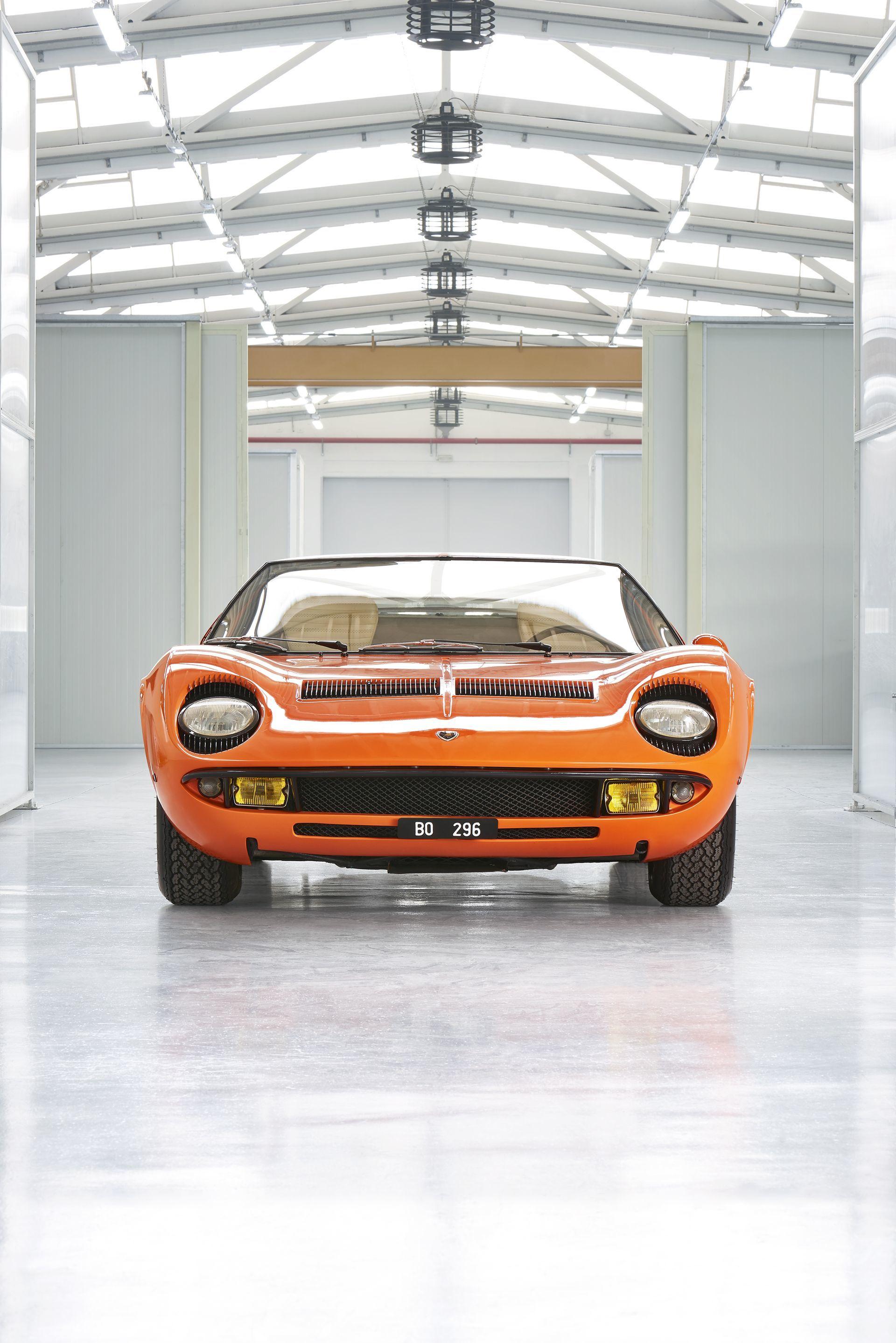 Lamborghini Italian Job 5