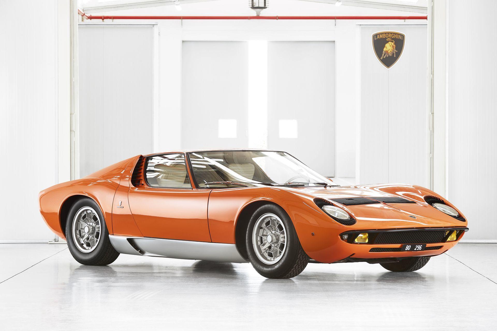 Lamborghini Italian Job 9
