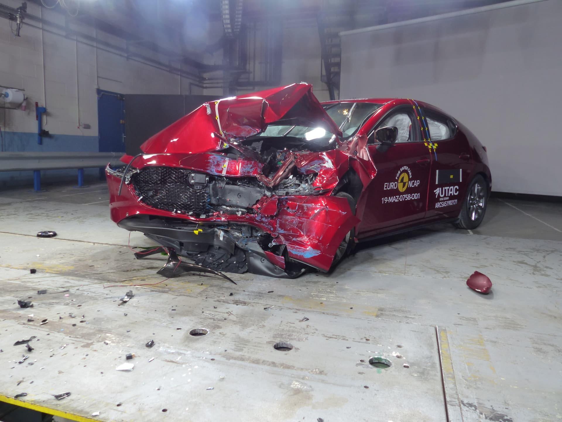 Mazda 3 2019 Euroncap 03