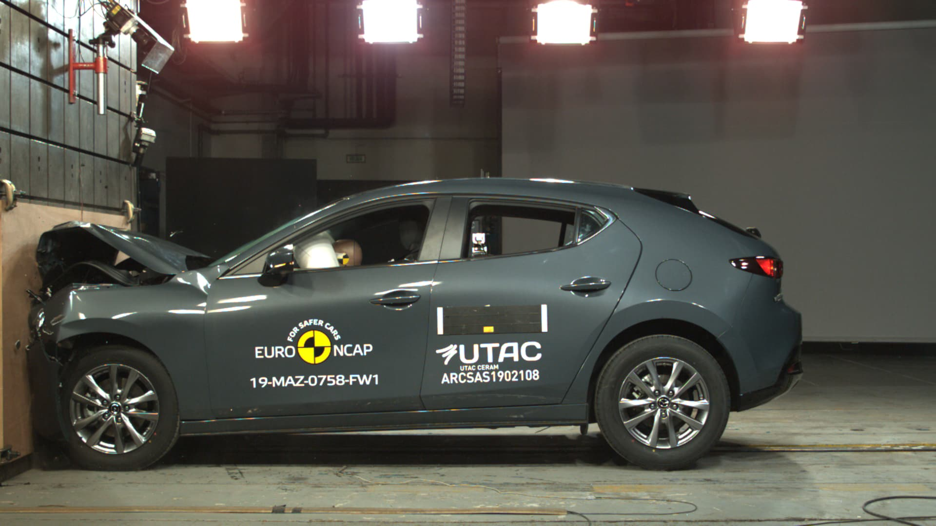 Mazda 3 2019 Euroncap 04