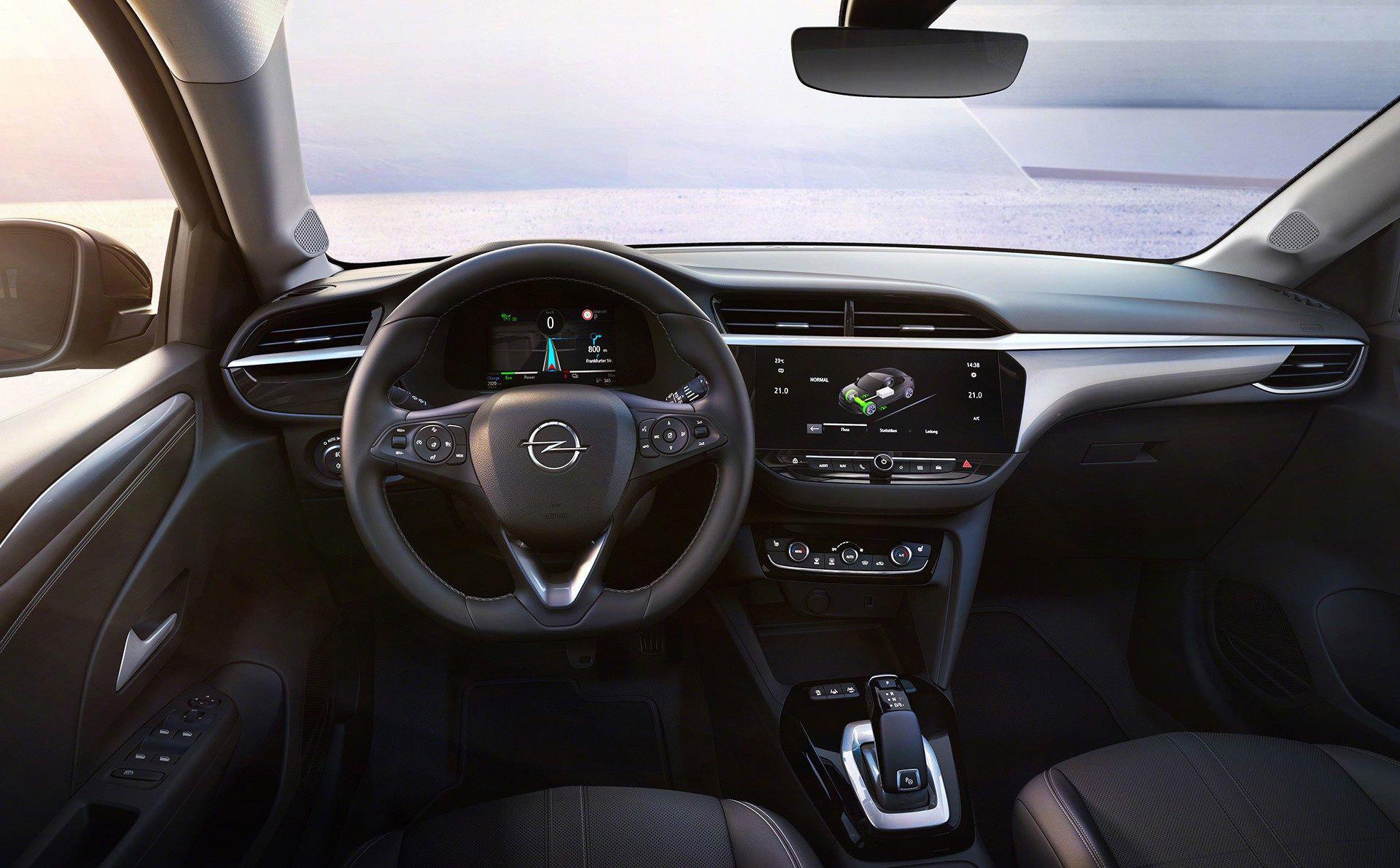 Opel Corsa 2019 Fotografias Filtradas 01