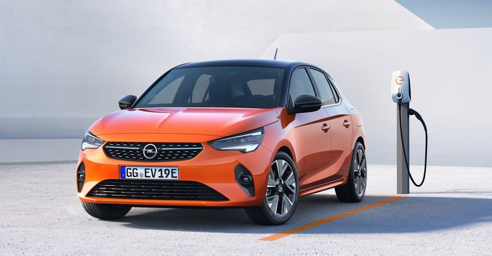 Opel Corsa E 0519 001
