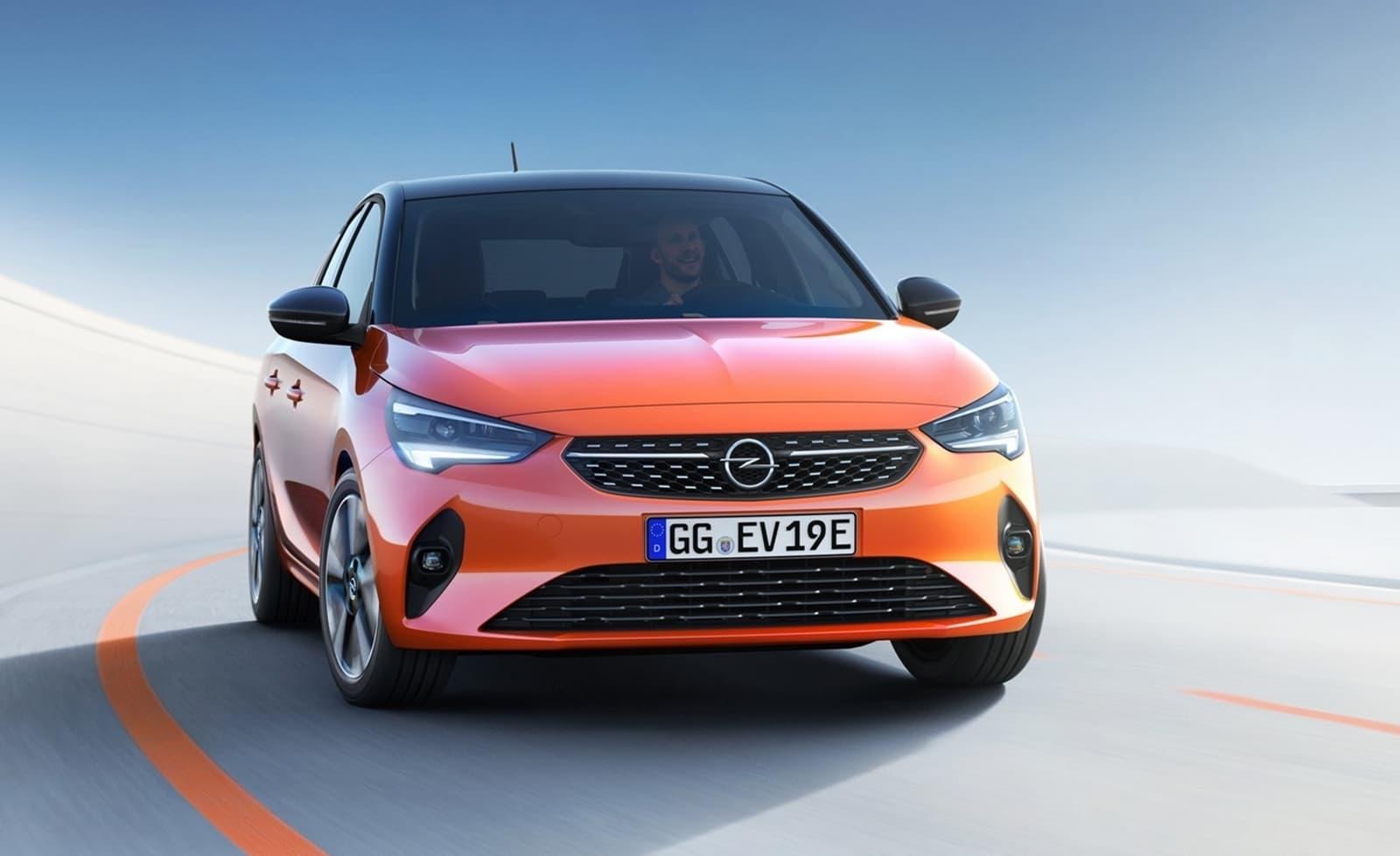 Opel Corsa E 0519 005