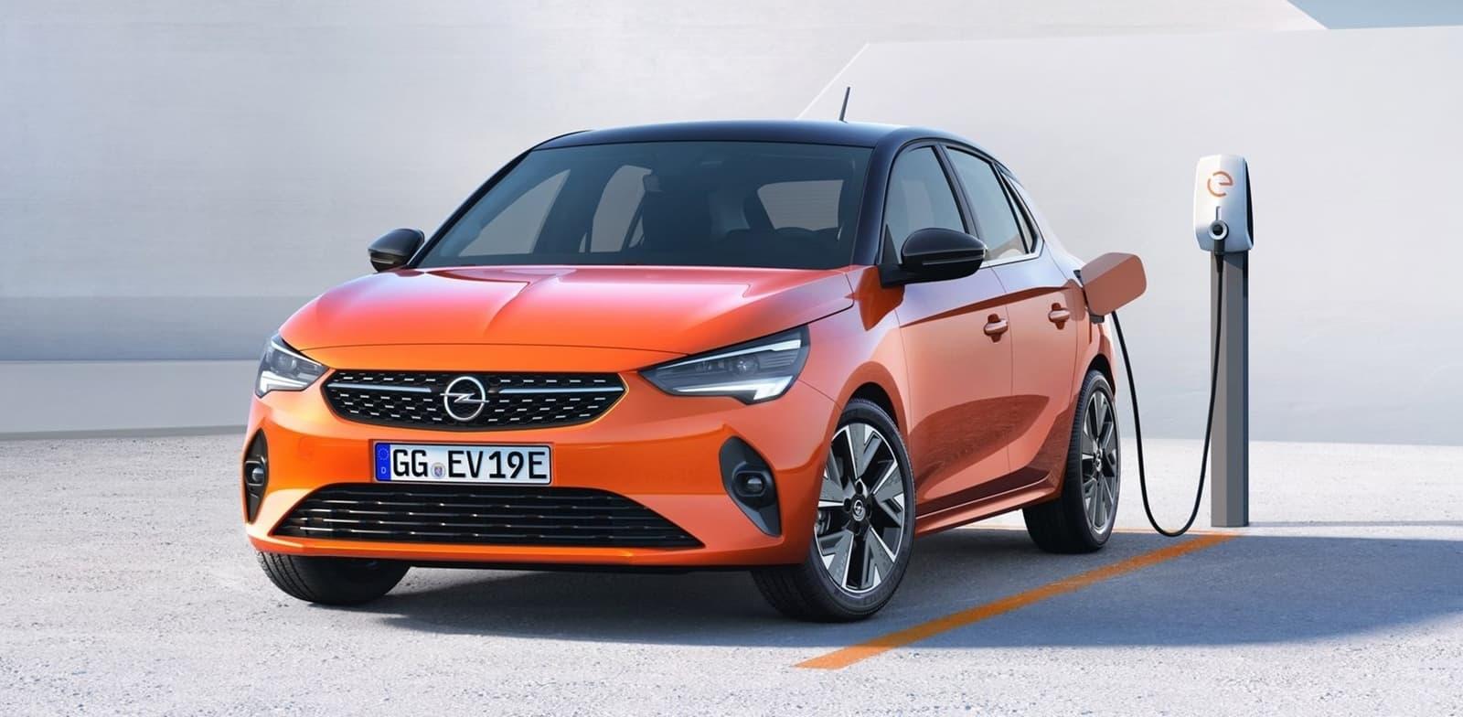 Opel Corsa E 0519 007