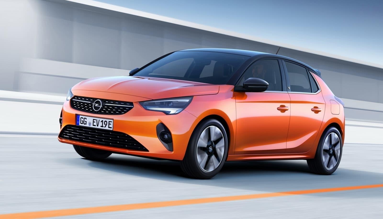 Opel Corsa E 0519 011
