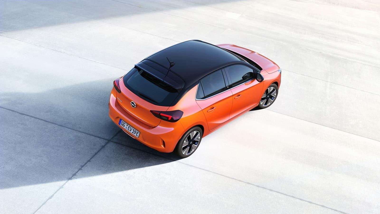 Opel Corsa E 0519 014