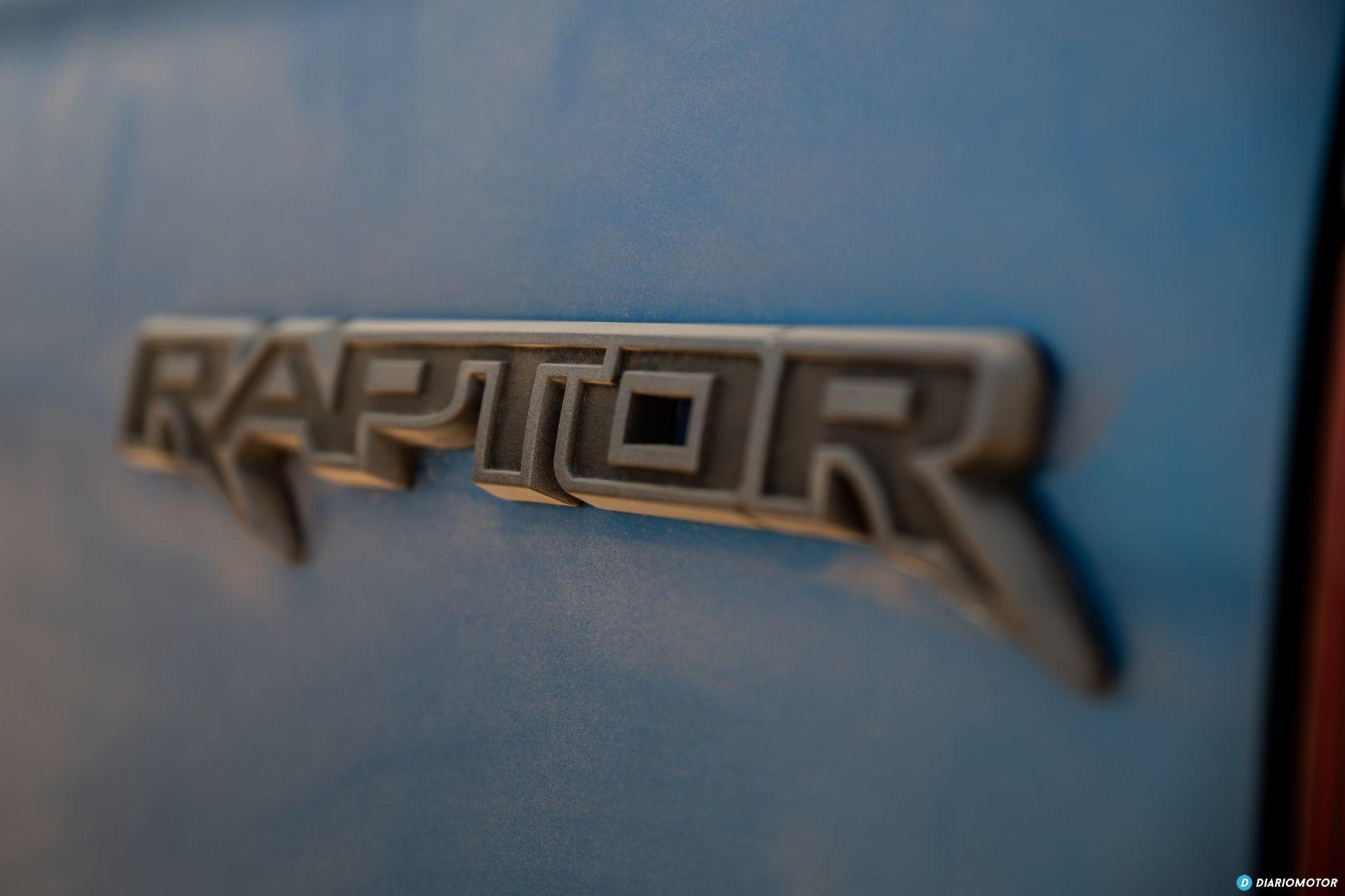 Prueba Ford Ranger Raptor 2019 1