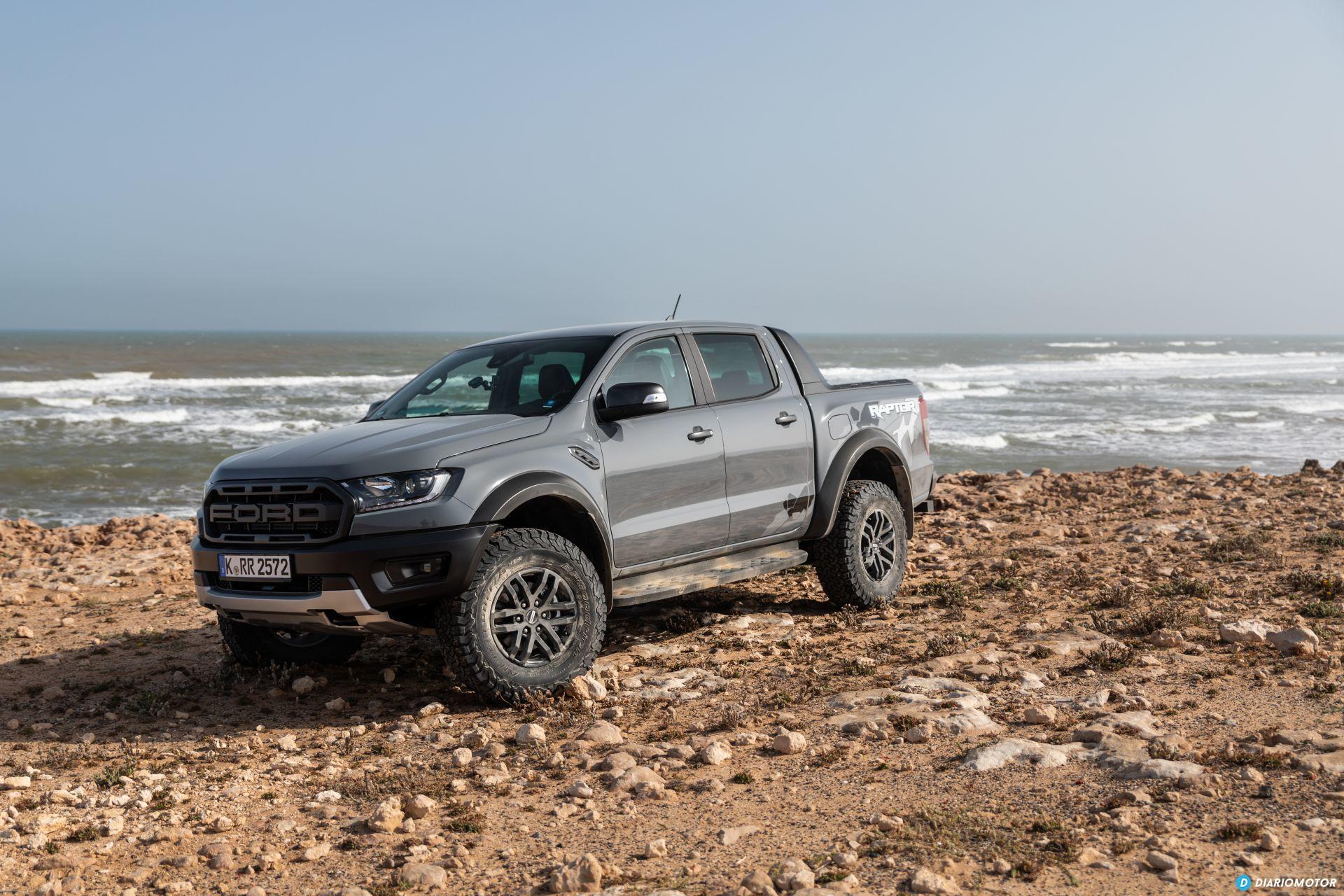 Prueba Ford Ranger Raptor 2019 11