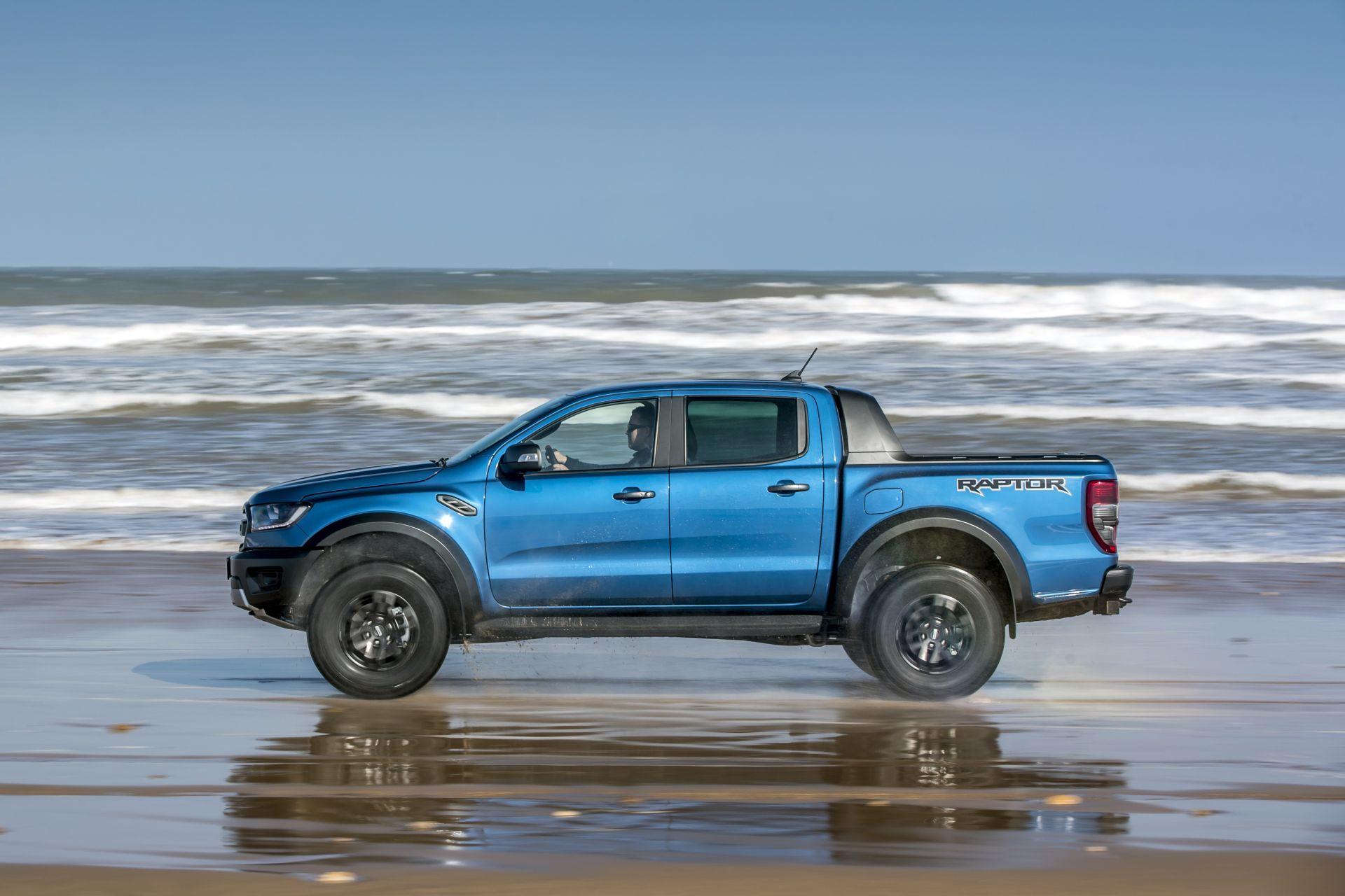 Prueba Ford Ranger Raptor 2019 12