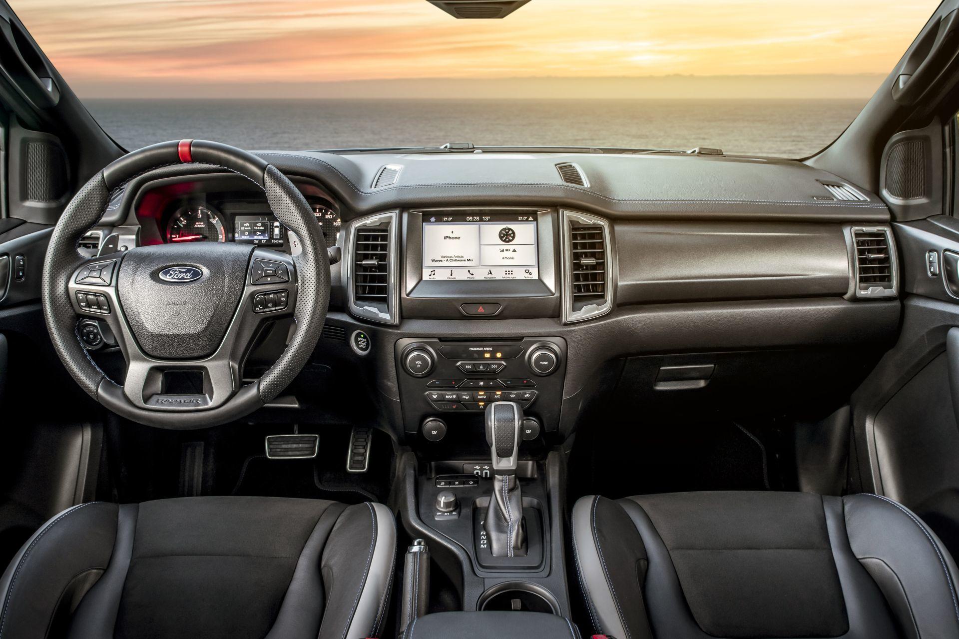 Prueba Ford Ranger Raptor 2019 13