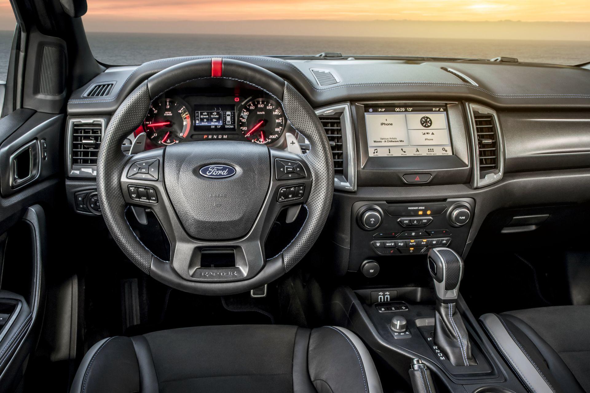 Prueba Ford Ranger Raptor 2019 14
