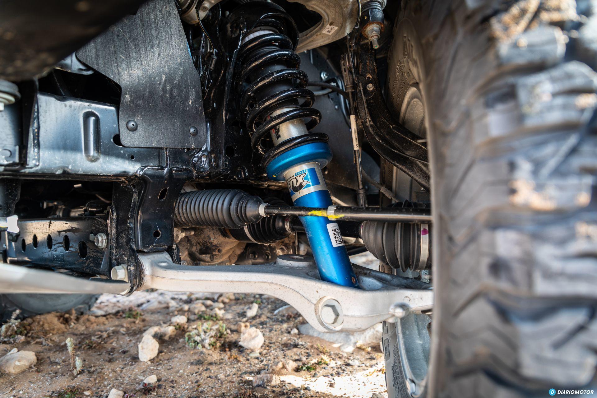 Prueba Ford Ranger Raptor 2019 15