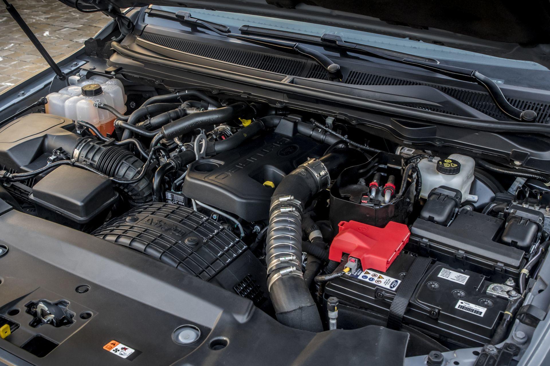 Prueba Ford Ranger Raptor 2019 16