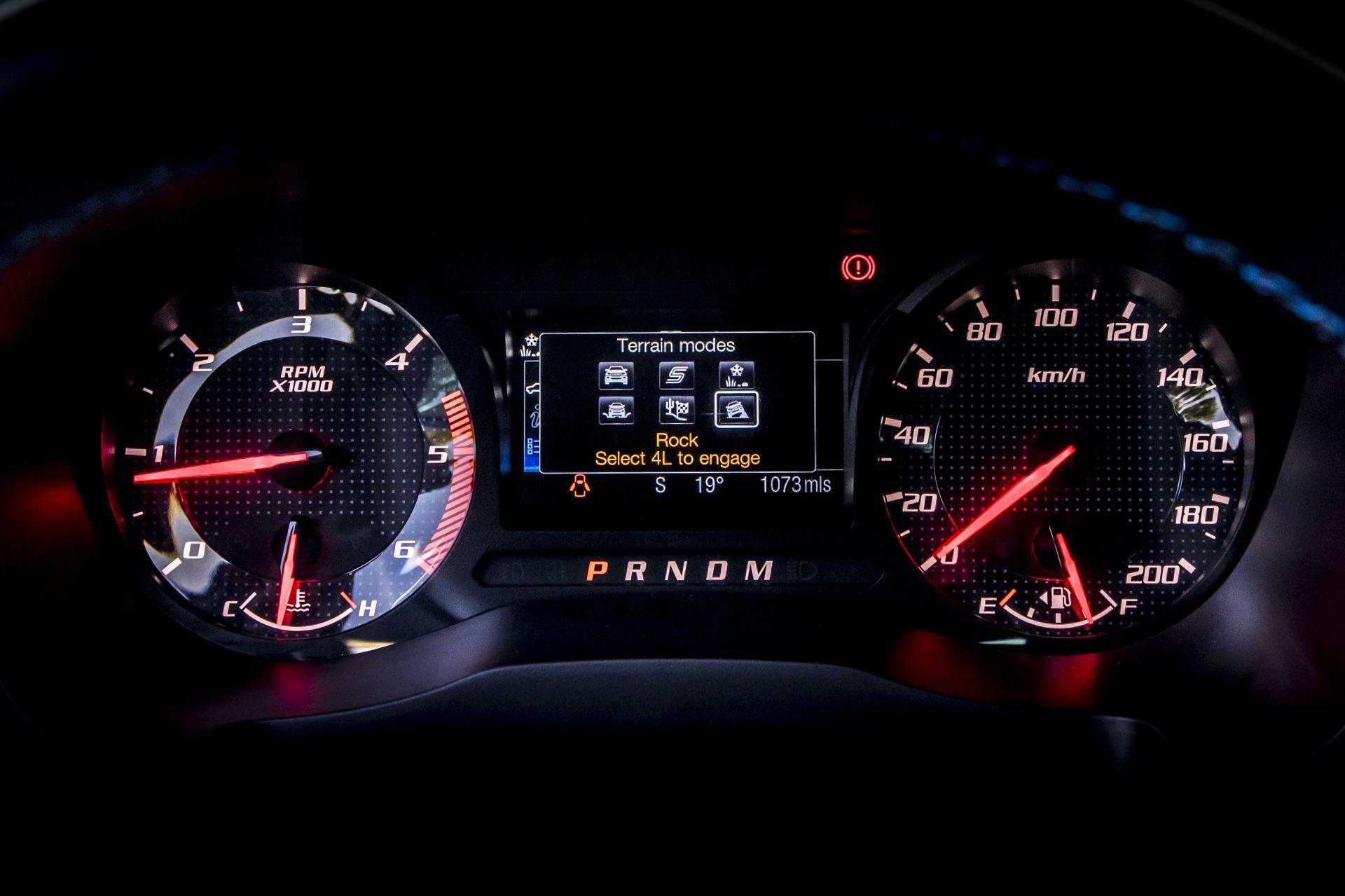 Prueba Ford Ranger Raptor 2019 17