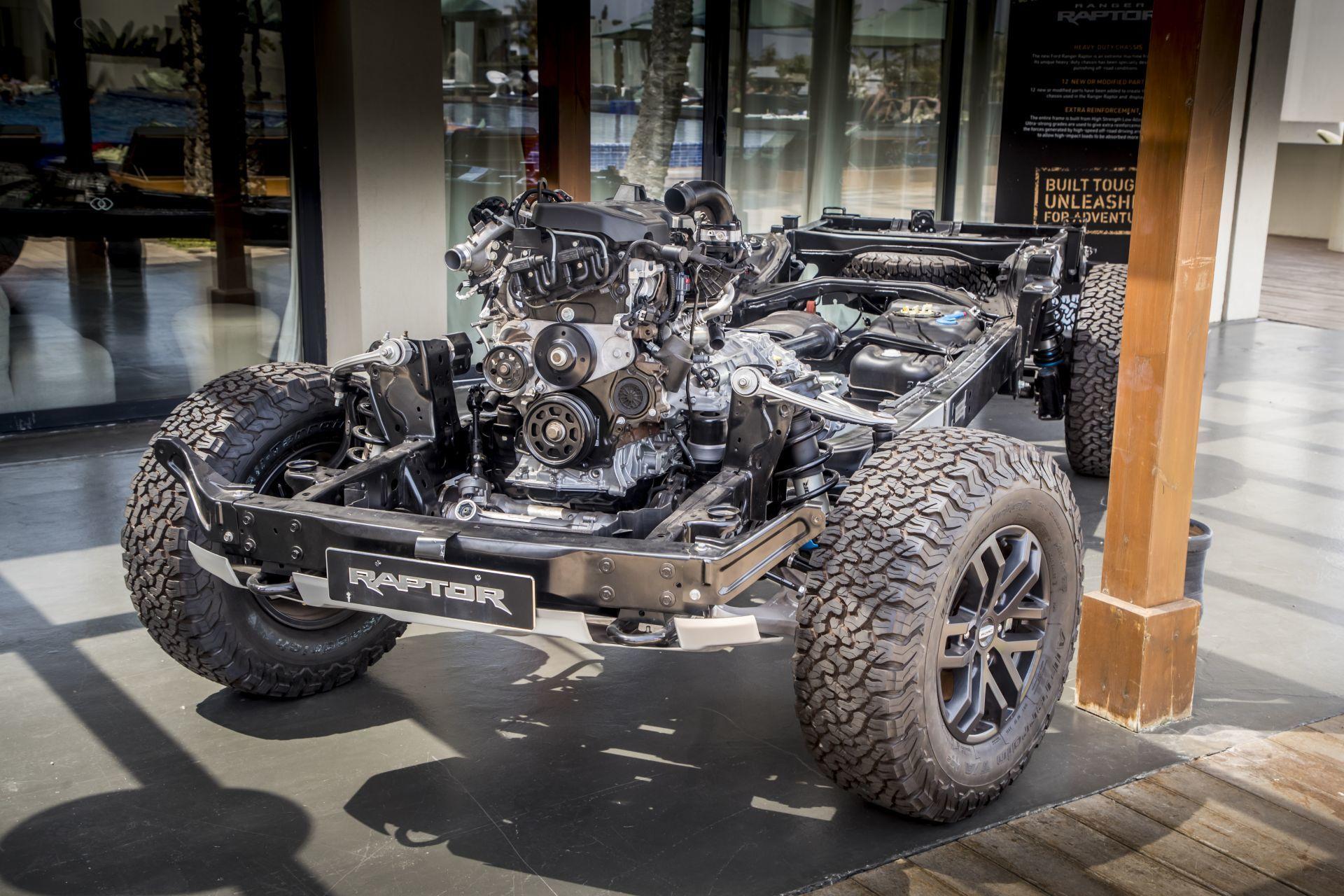Prueba Ford Ranger Raptor 2019 18