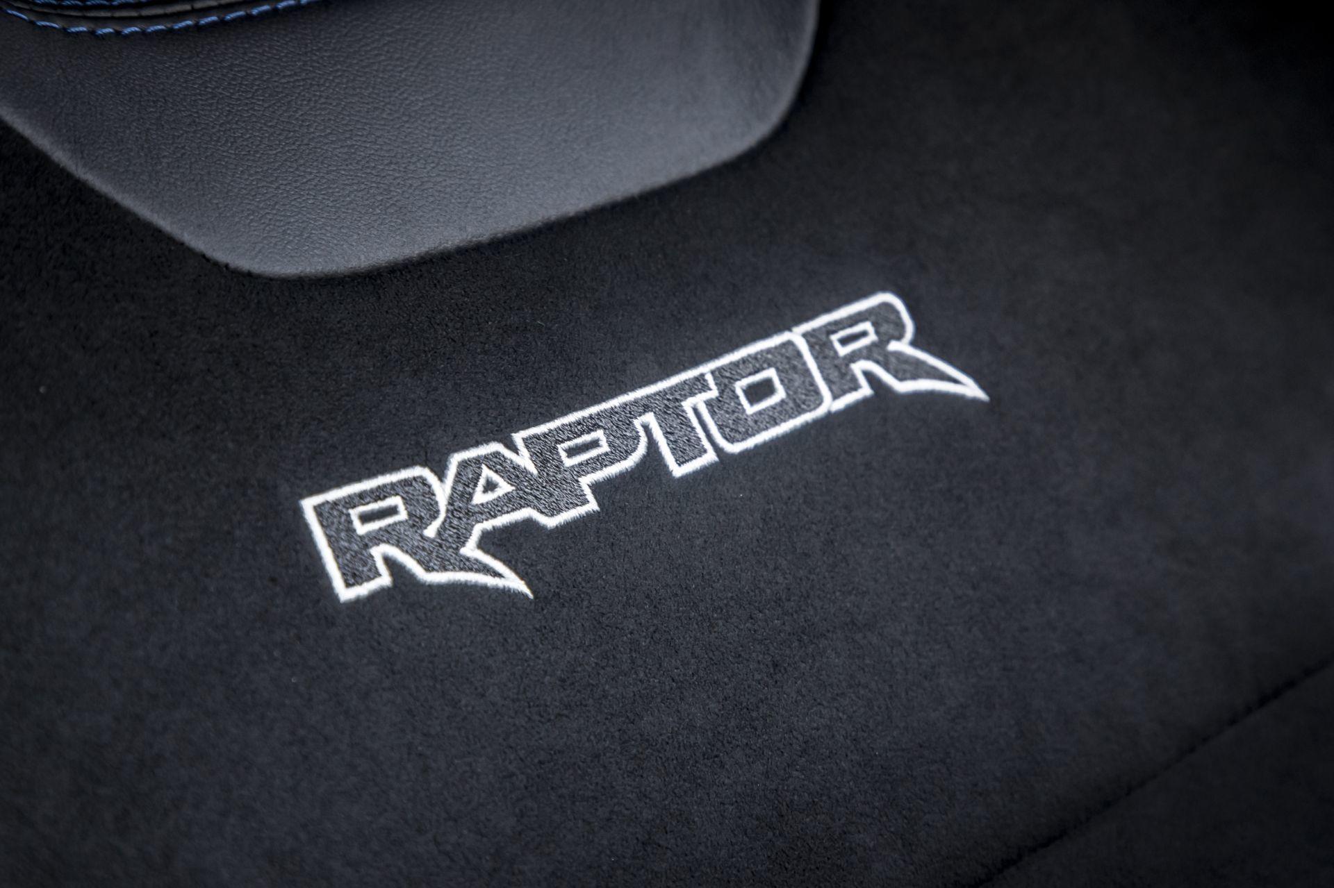 Prueba Ford Ranger Raptor 2019 19