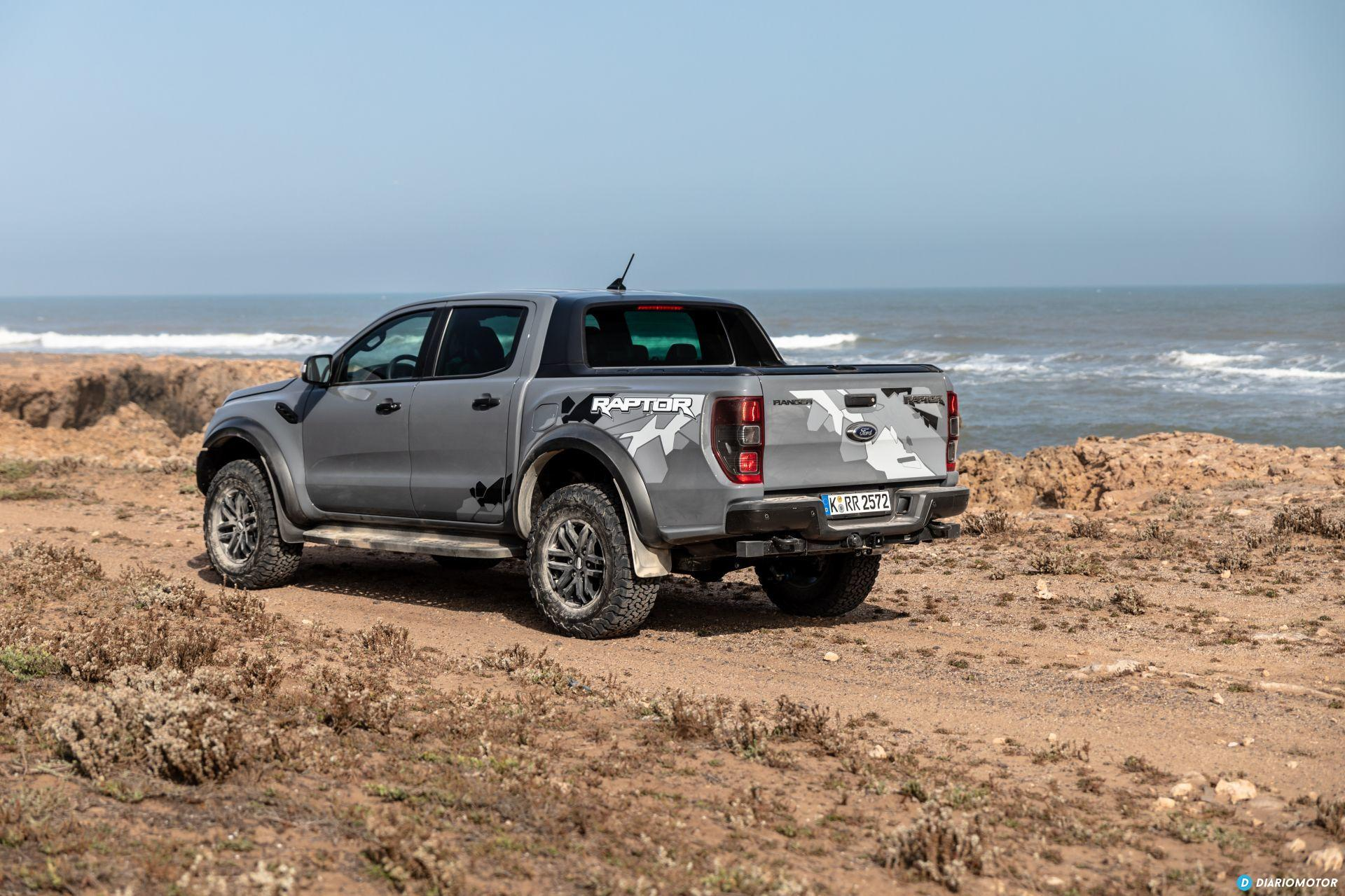Prueba Ford Ranger Raptor 2019 21