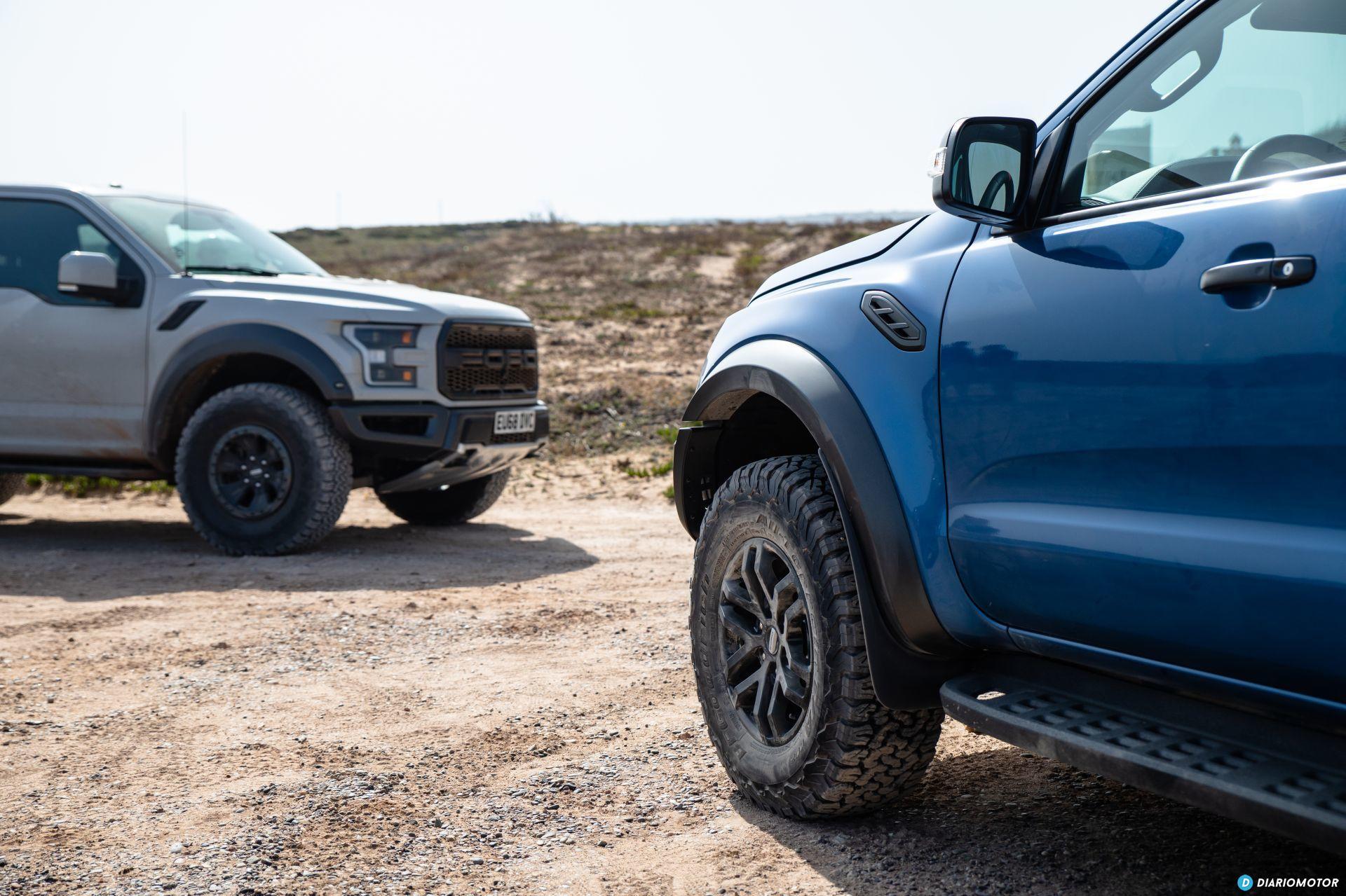 Prueba Ford Ranger Raptor 2019 23