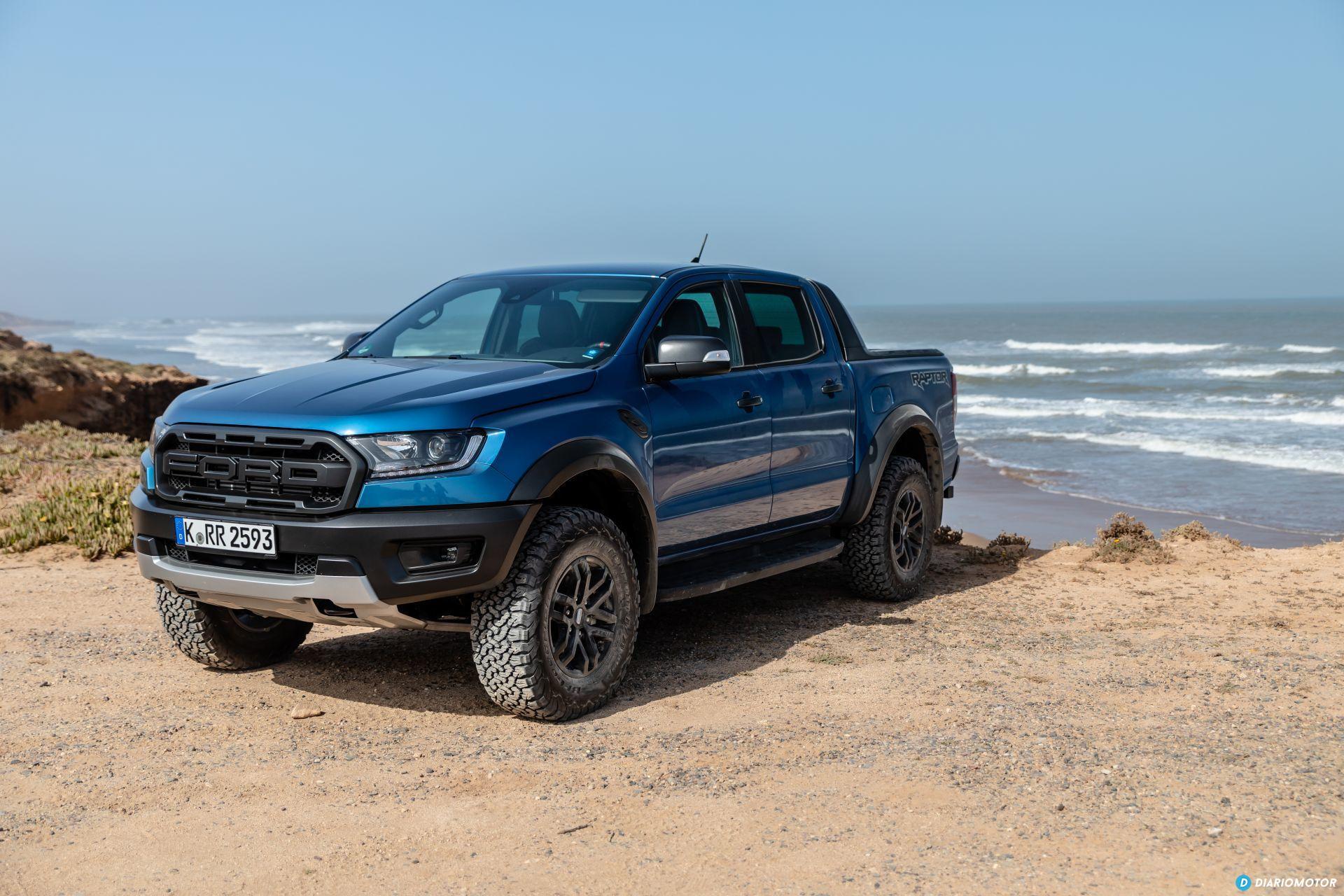 Prueba Ford Ranger Raptor 2019 24