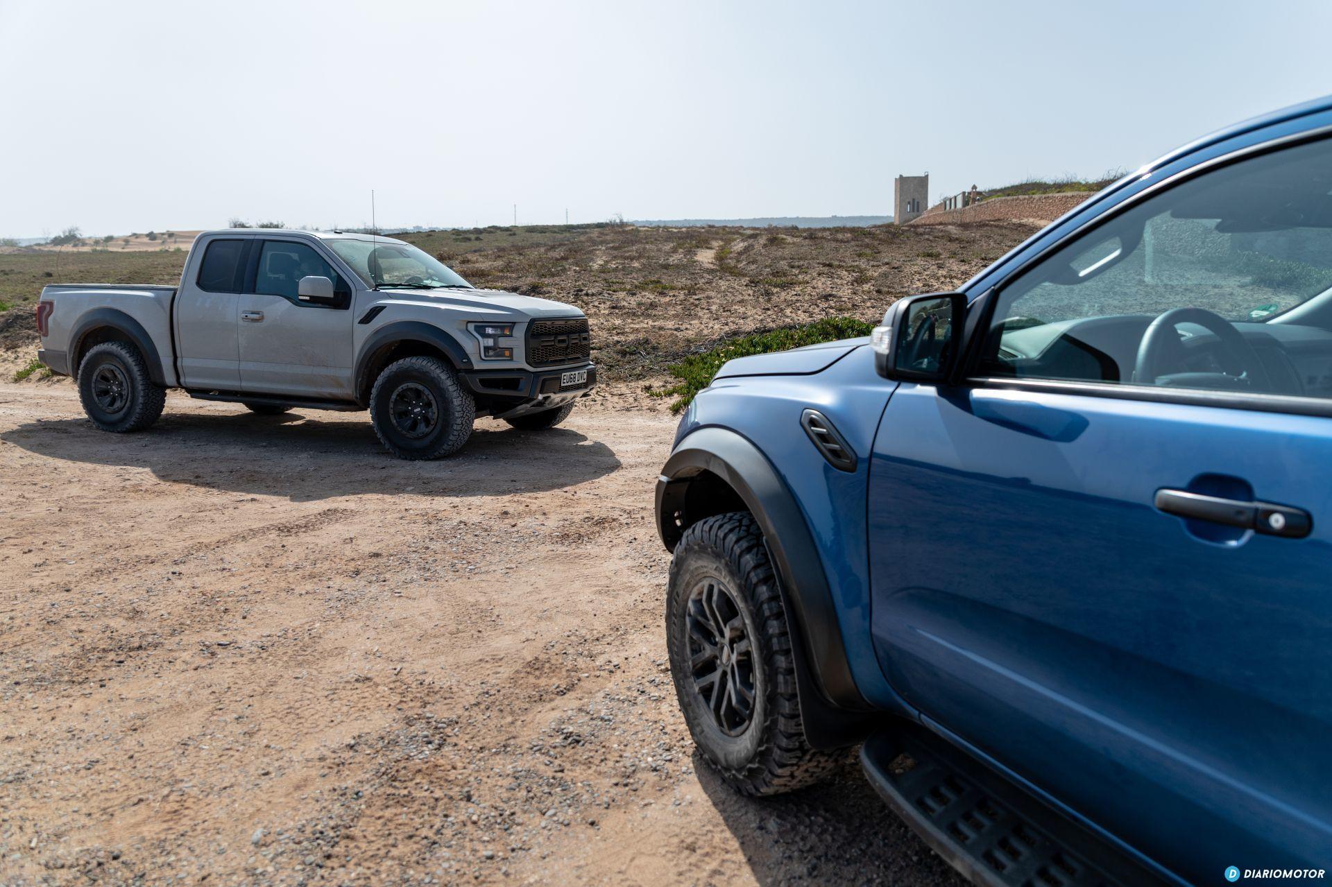 Prueba Ford Ranger Raptor 2019 25