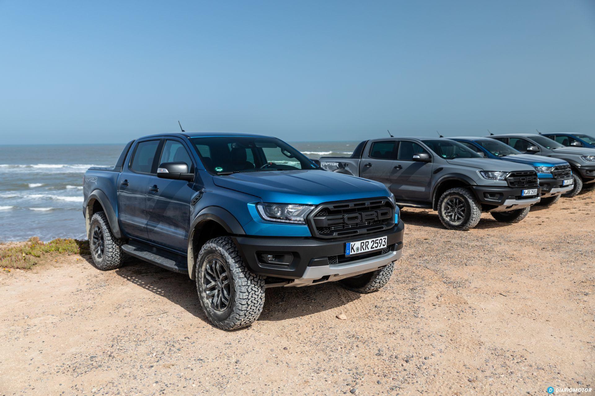 Prueba Ford Ranger Raptor 2019 26