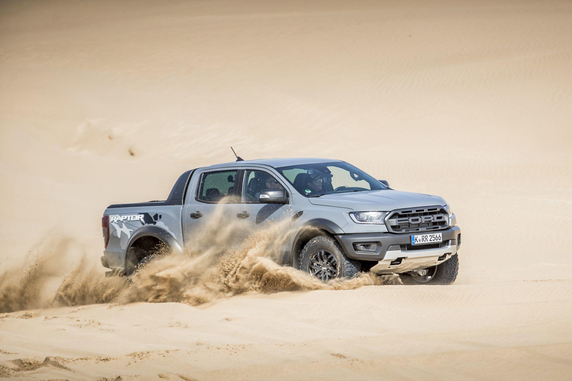 Prueba Ford Ranger Raptor 2019 5