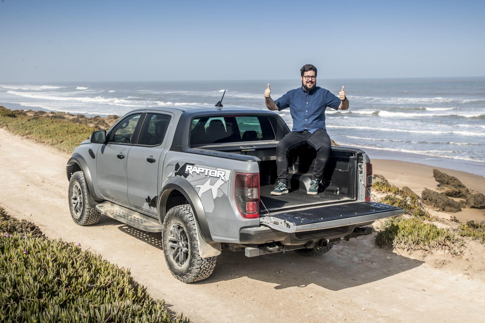 Prueba Ford Ranger Raptor 2019 6