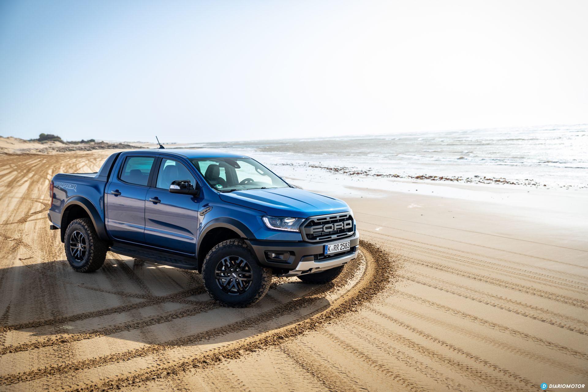 Prueba Ford Ranger Raptor 2019 7