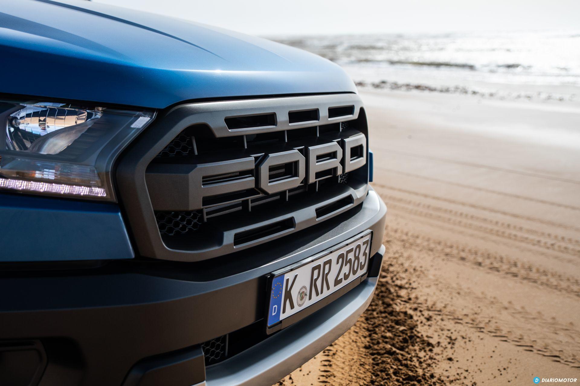 Prueba Ford Ranger Raptor 2019 9