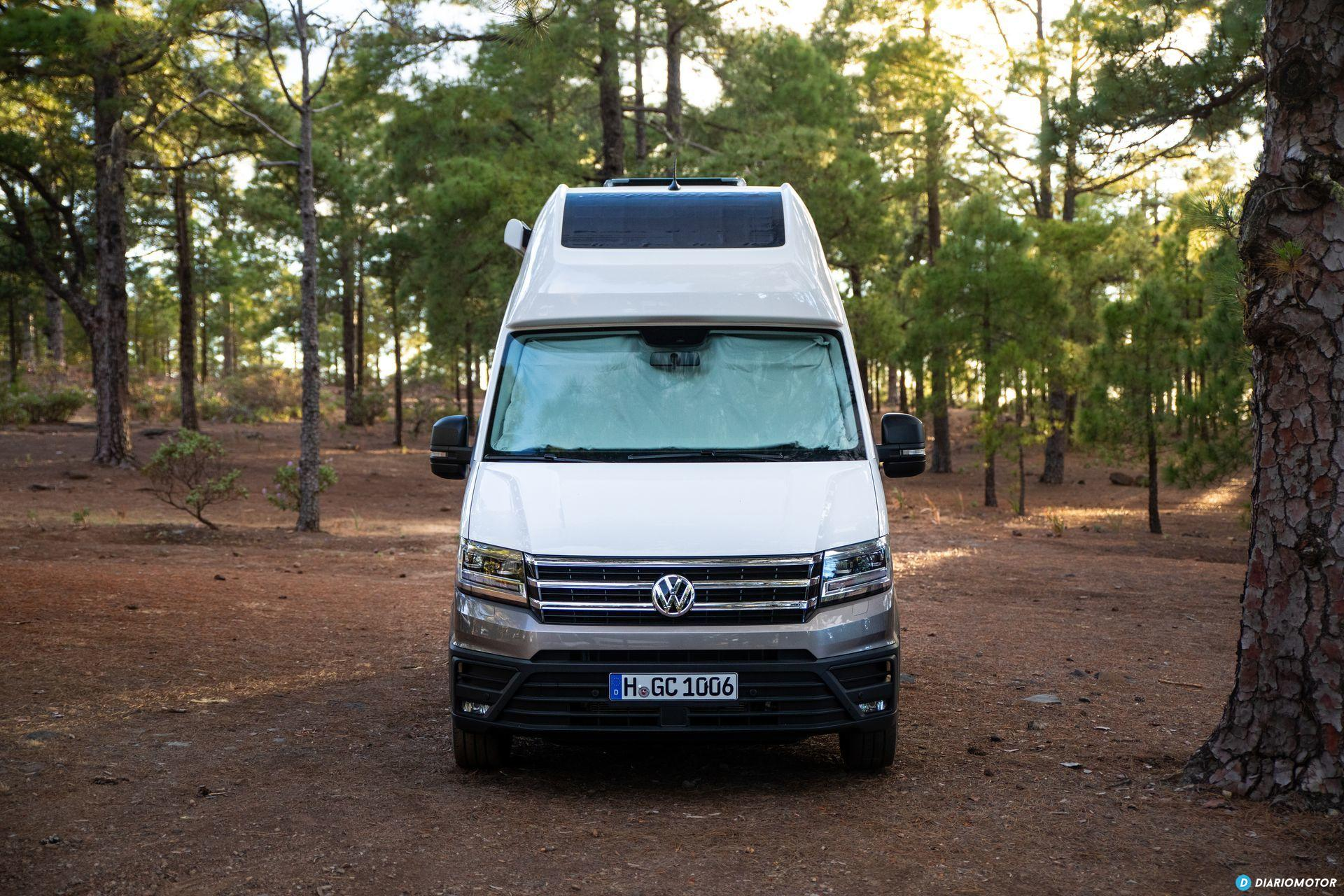 Prueba Volkswagen Grand California 13