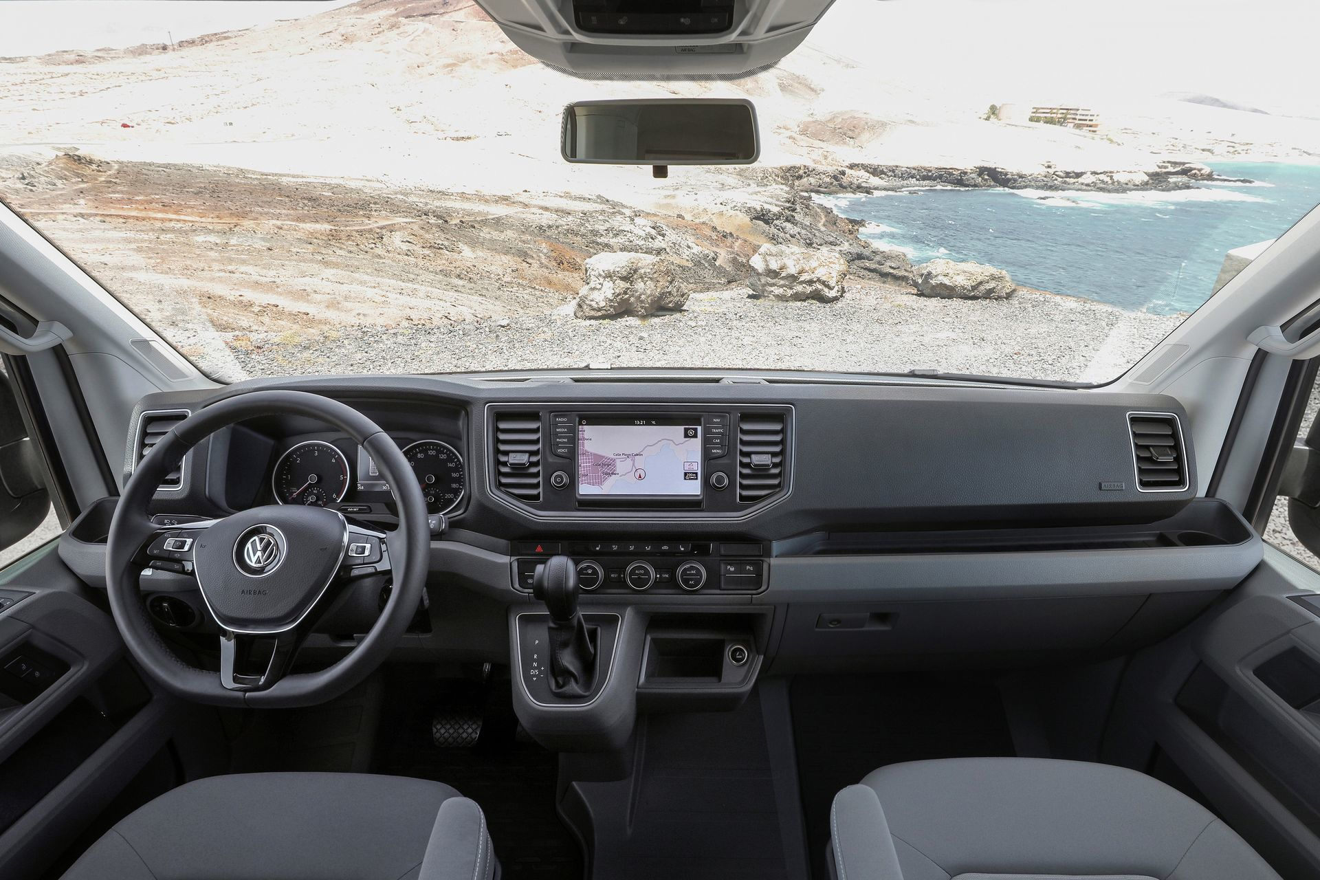 Prueba Volkswagen Grand California 15