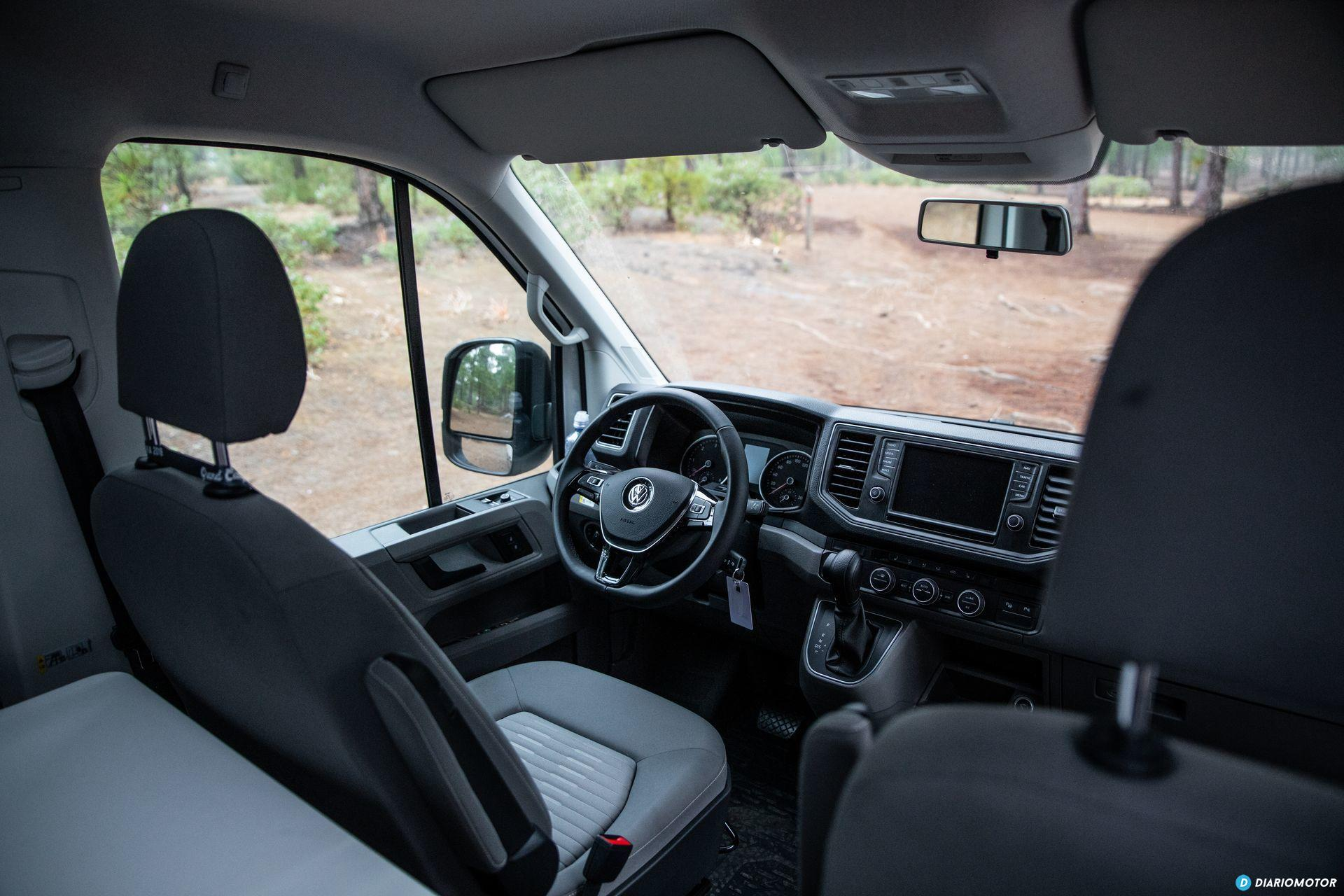 Prueba Volkswagen Grand California 16